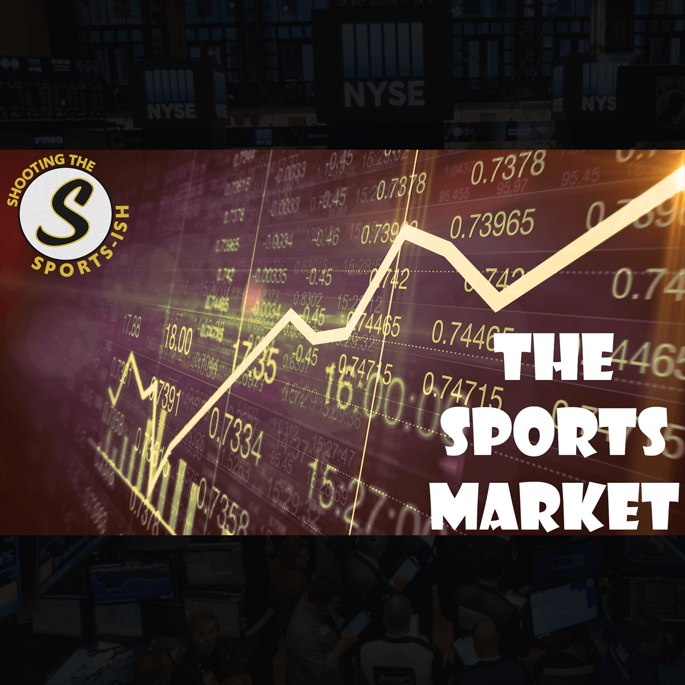 Artwork for podcast The Sports Market