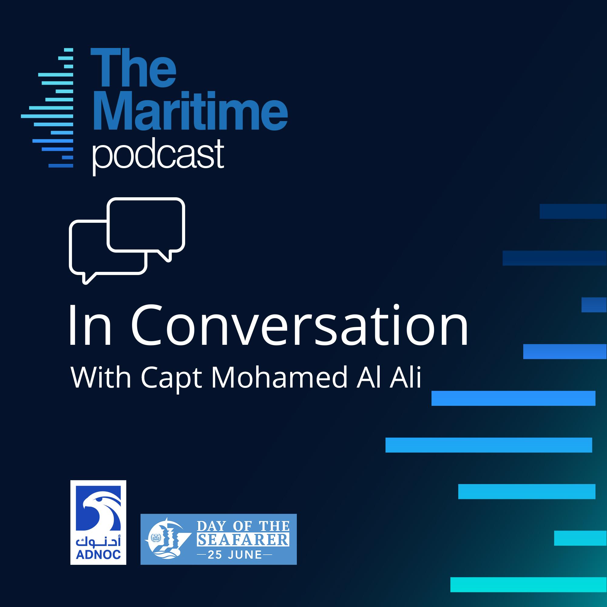 Artwork for podcast The Maritime Podcast