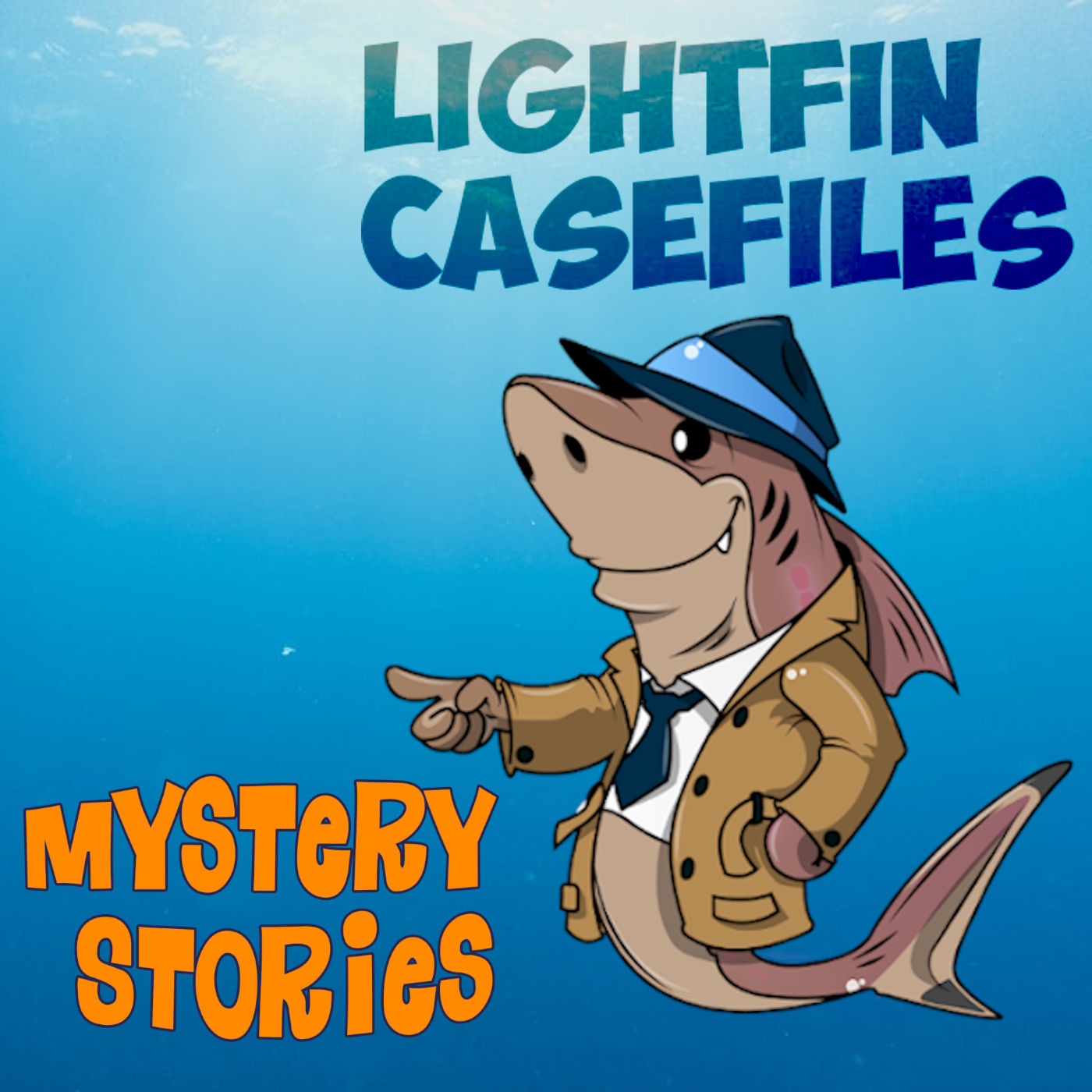 Show artwork for Lightfin Casefiles
