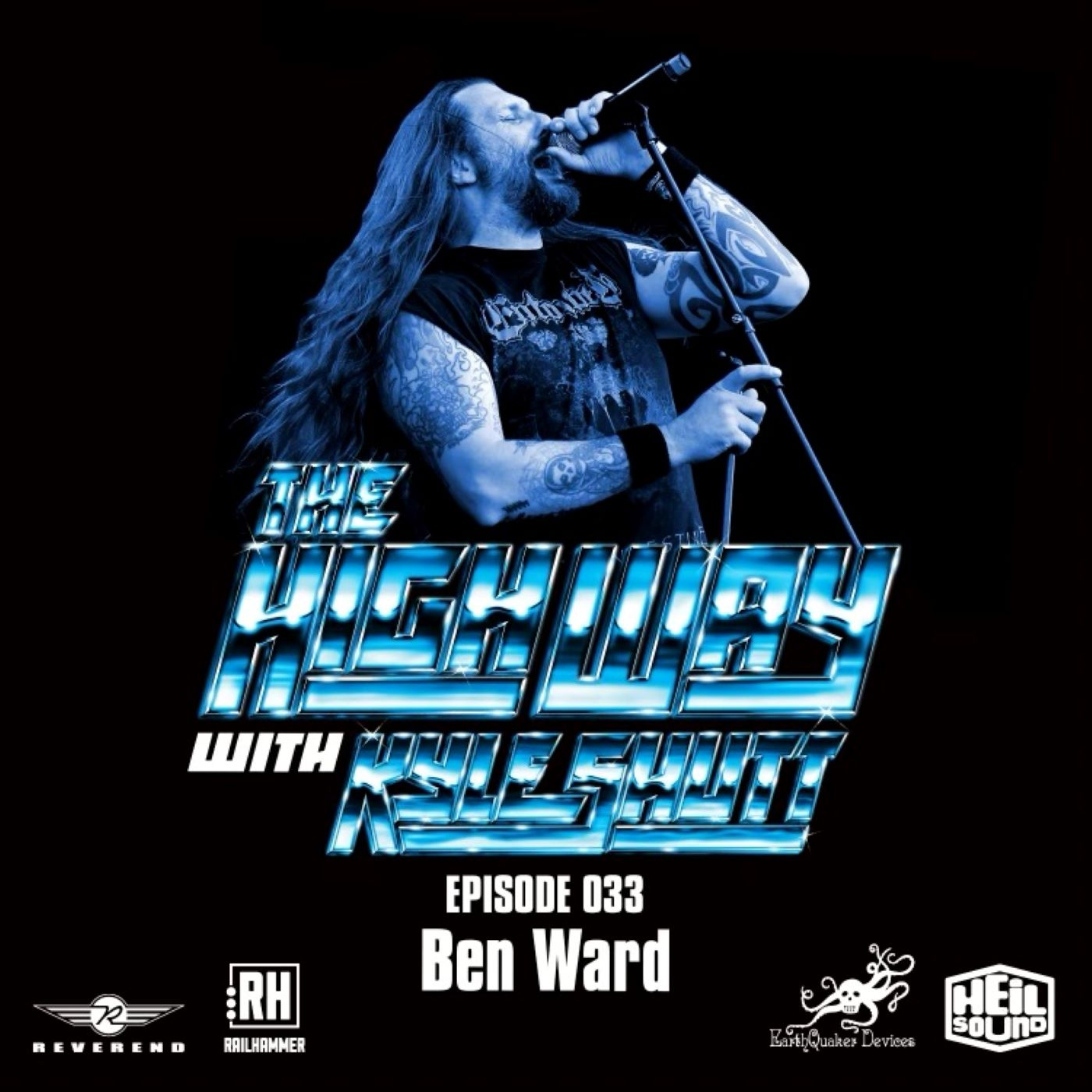 Artwork for podcast The High Way with Kyle Shutt