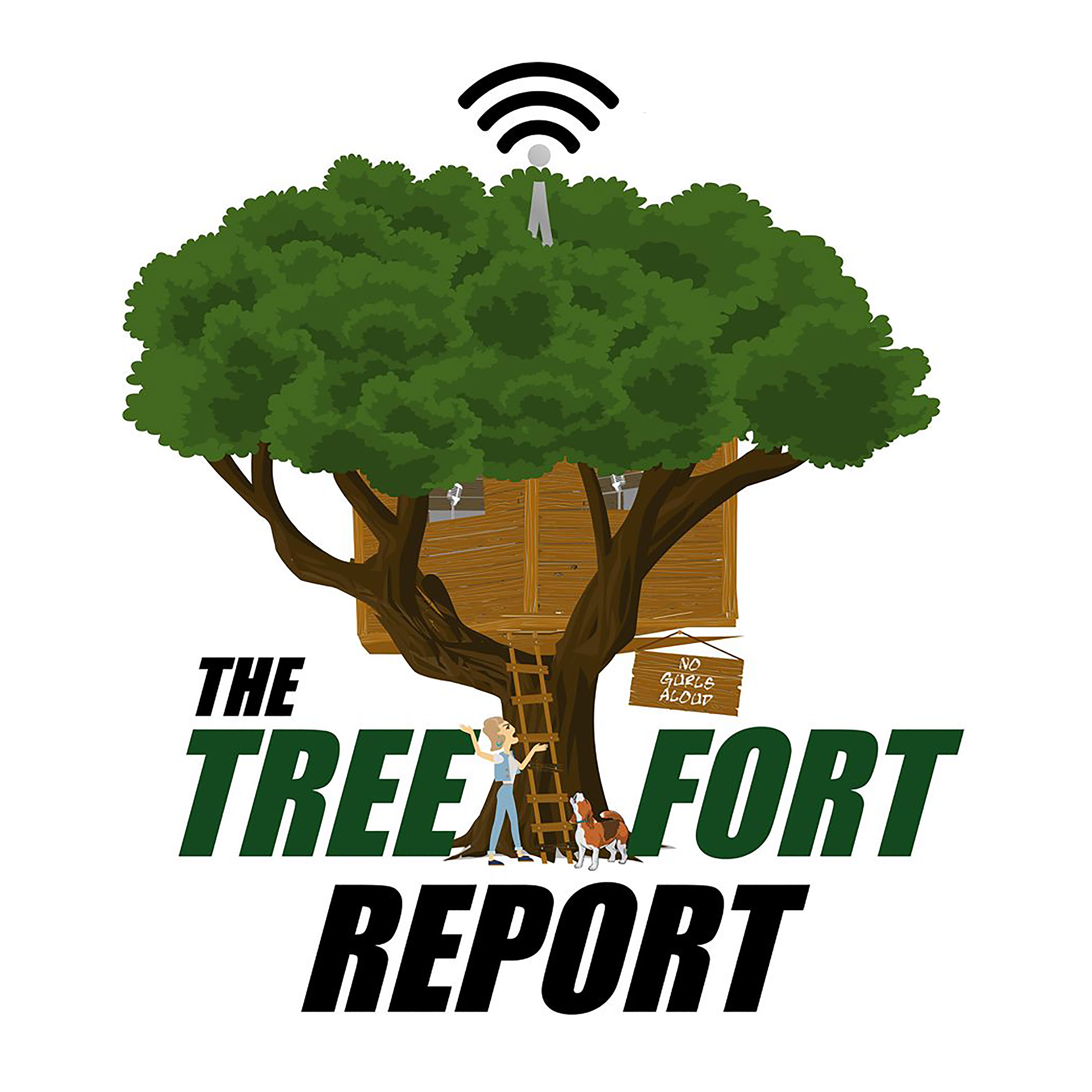 Show artwork for The Tree Fort Report