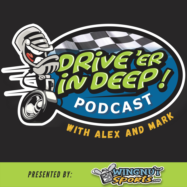 Artwork for podcast DRIVE'ER IN DEEP