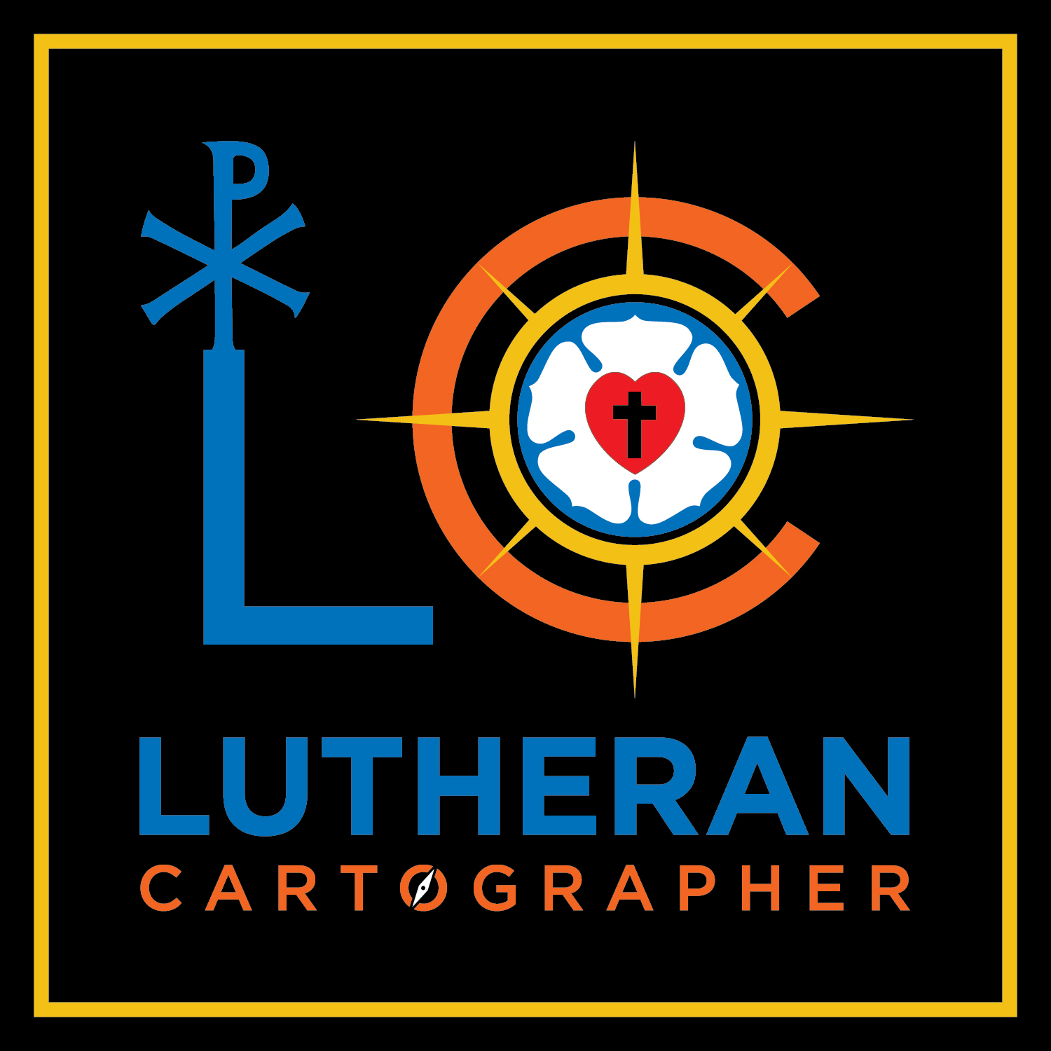 Artwork for podcast The Lutheran Cartographer