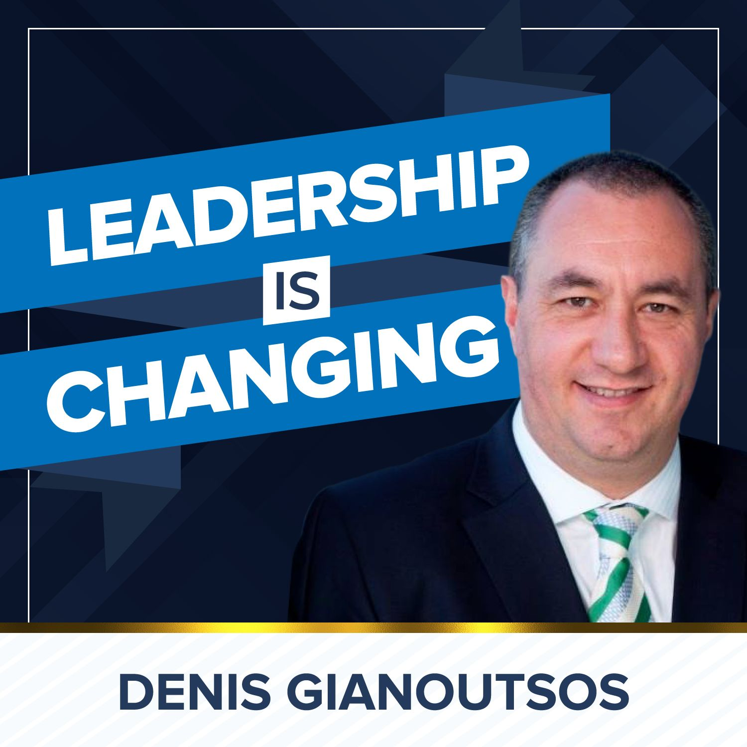 Artwork for podcast Leadership Is Changing