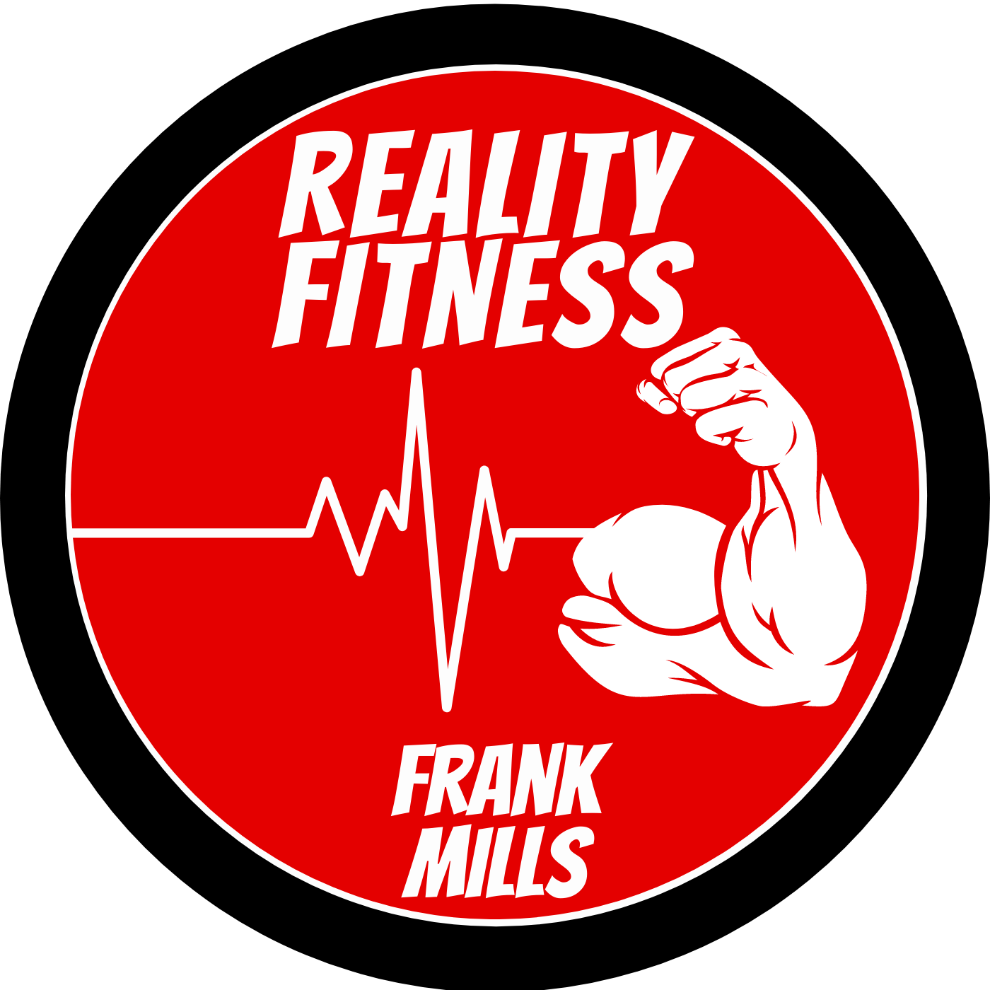 """Artwork for podcast Frank Mills """"Reality Fitness"""""""