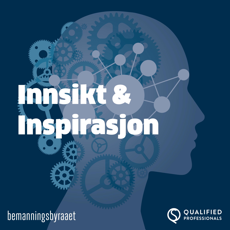 Artwork for podcast Innsikt & Inspirasjon
