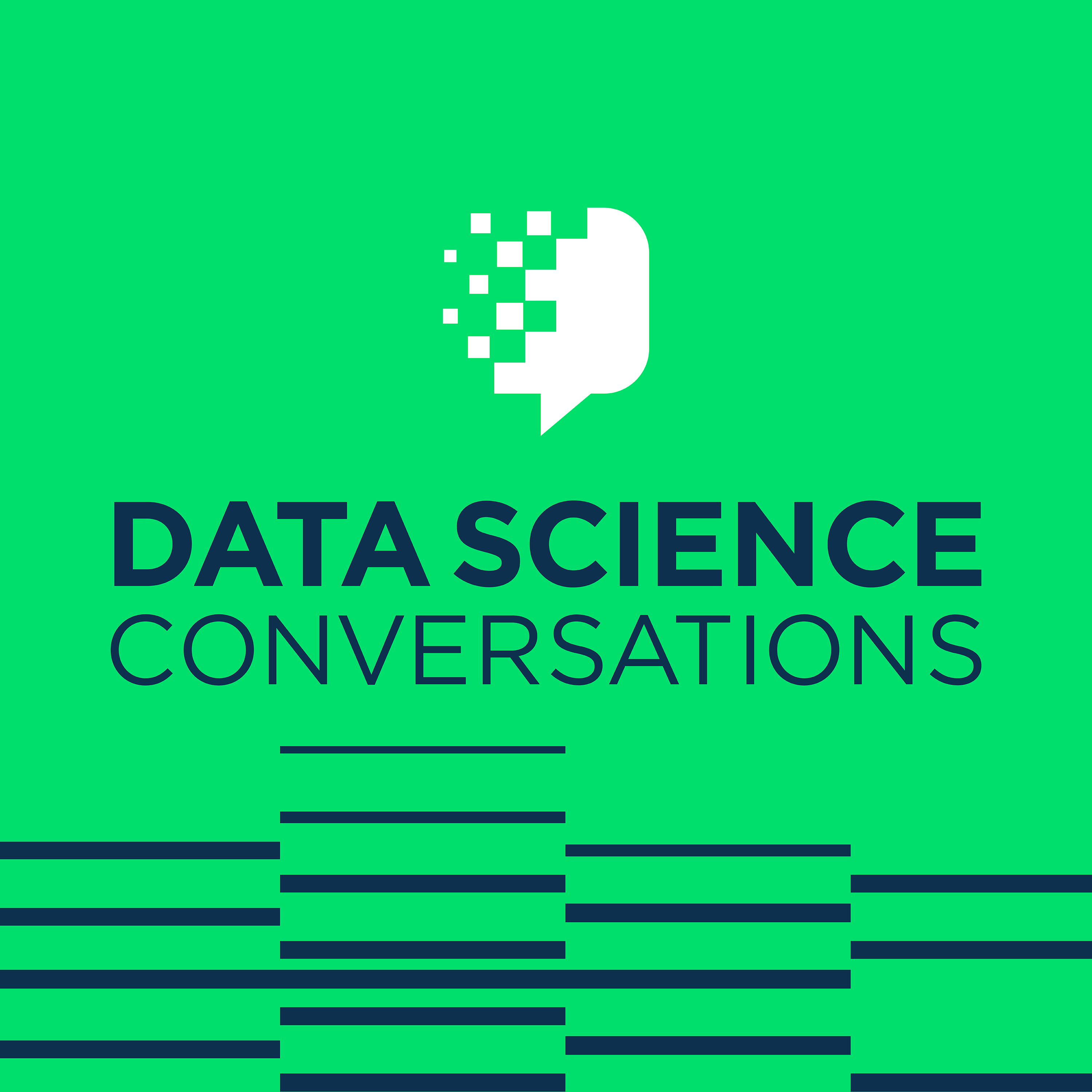 Artwork for podcast Data Science Conversations