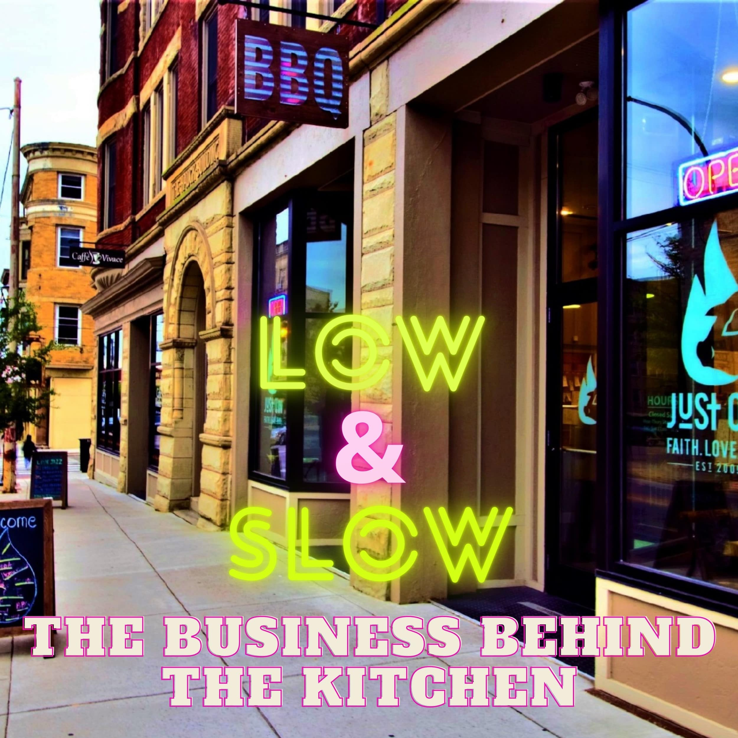 Artwork for podcast Low & Slow