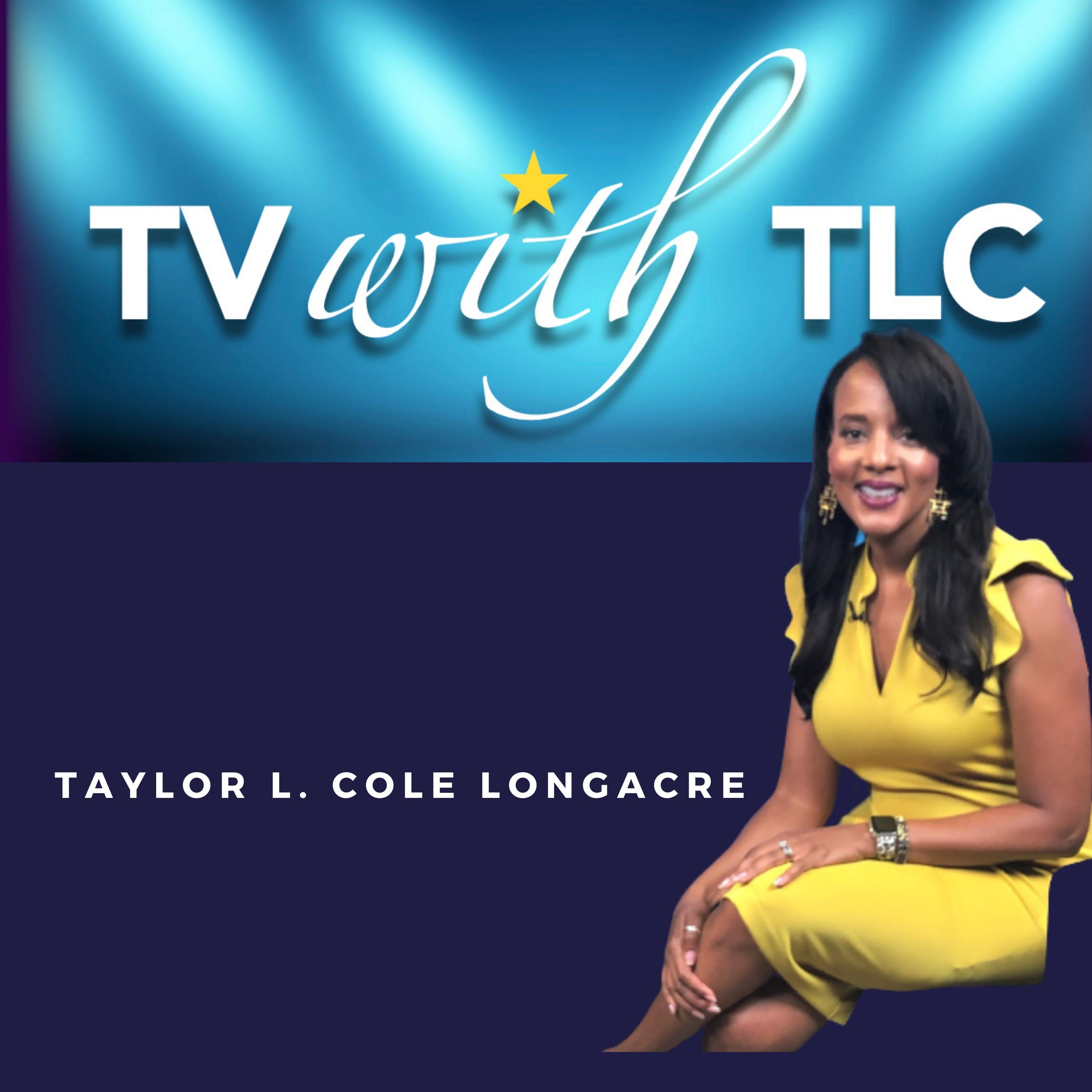 Artwork for podcast TV with TLC