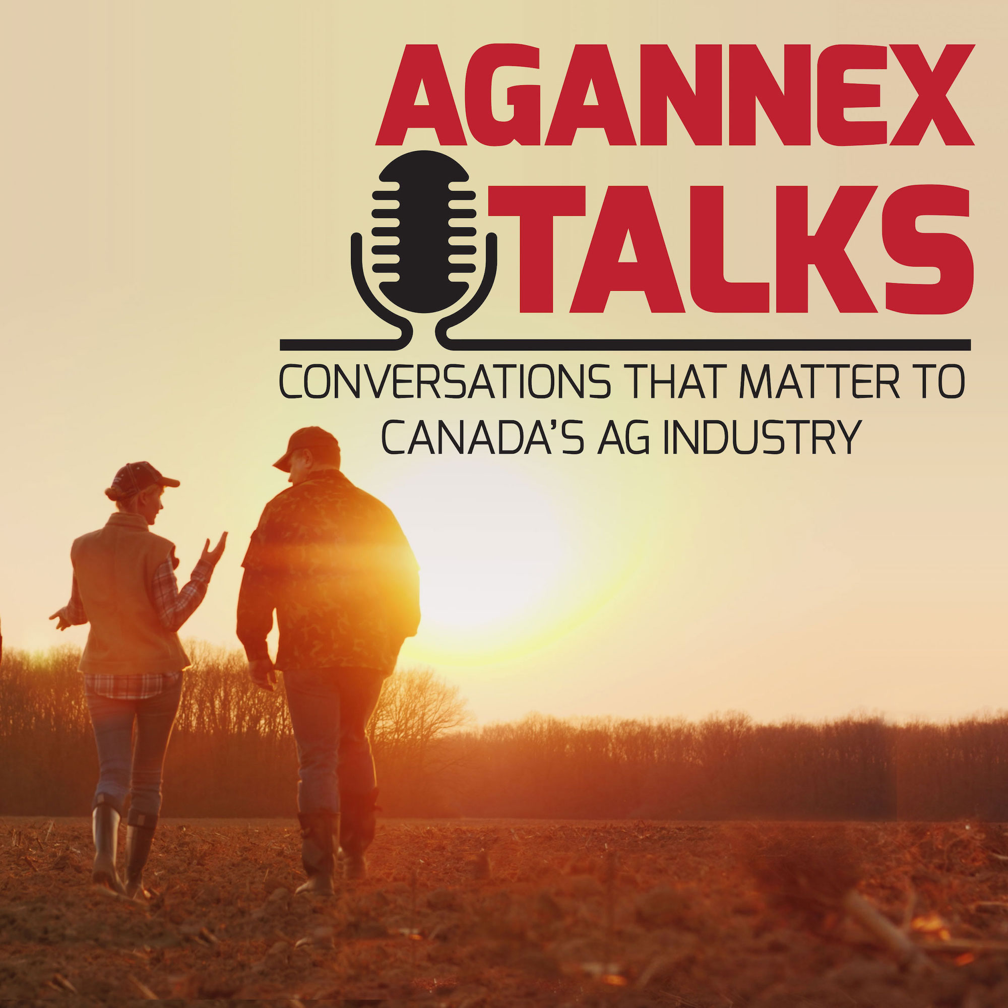 Show artwork for AgAnnex Talks
