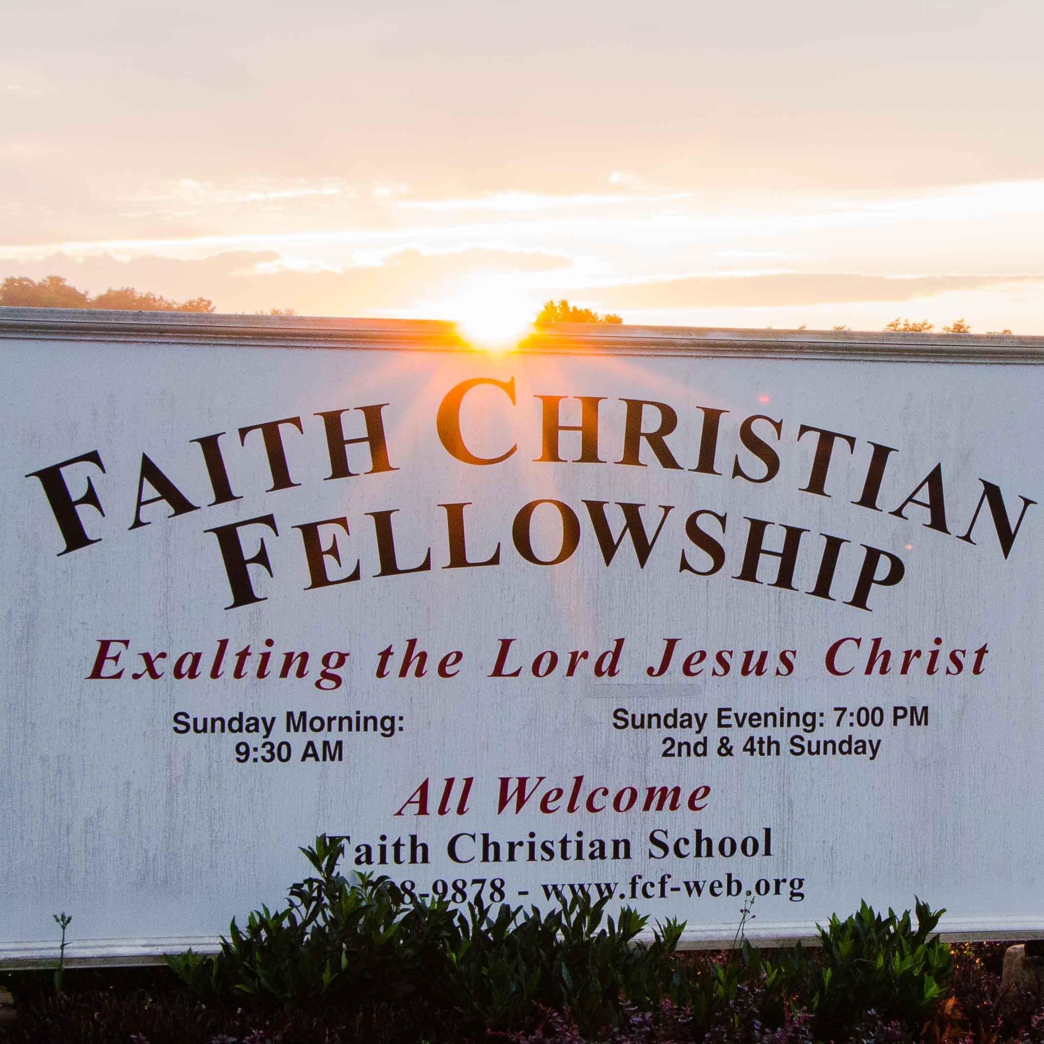 Artwork for podcast FCF-Sermons