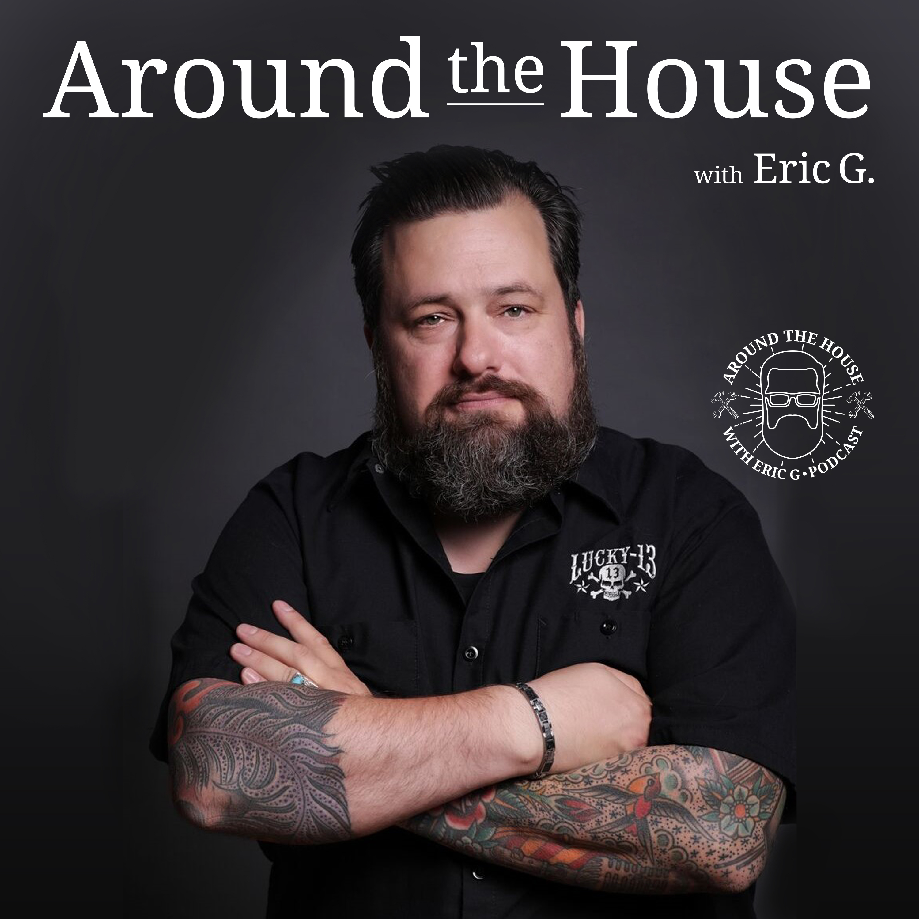 Show artwork for Around the House with Eric G®