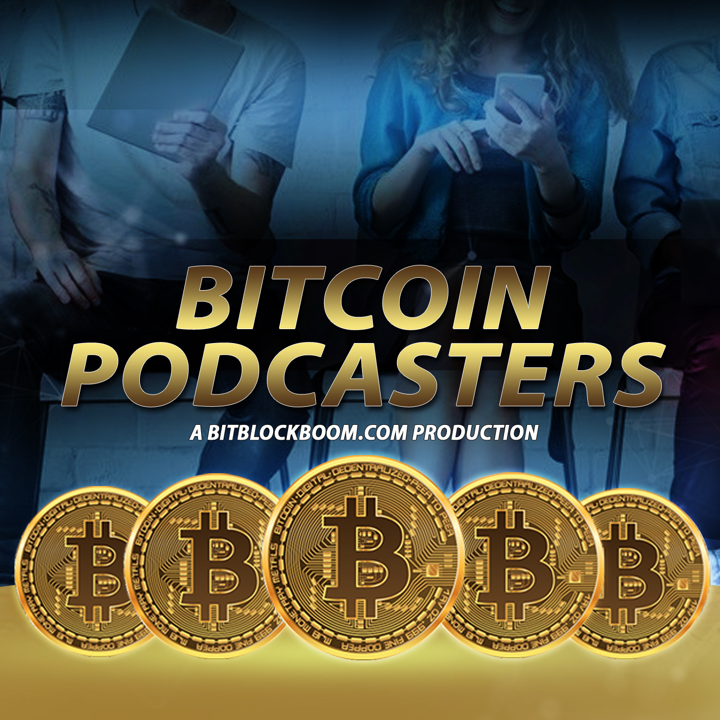 Show artwork for Bitcoin Podcasters Network