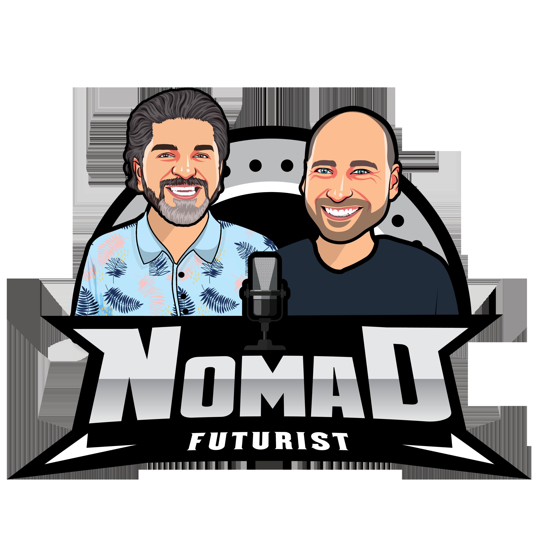 Artwork for podcast Nomad Futurist