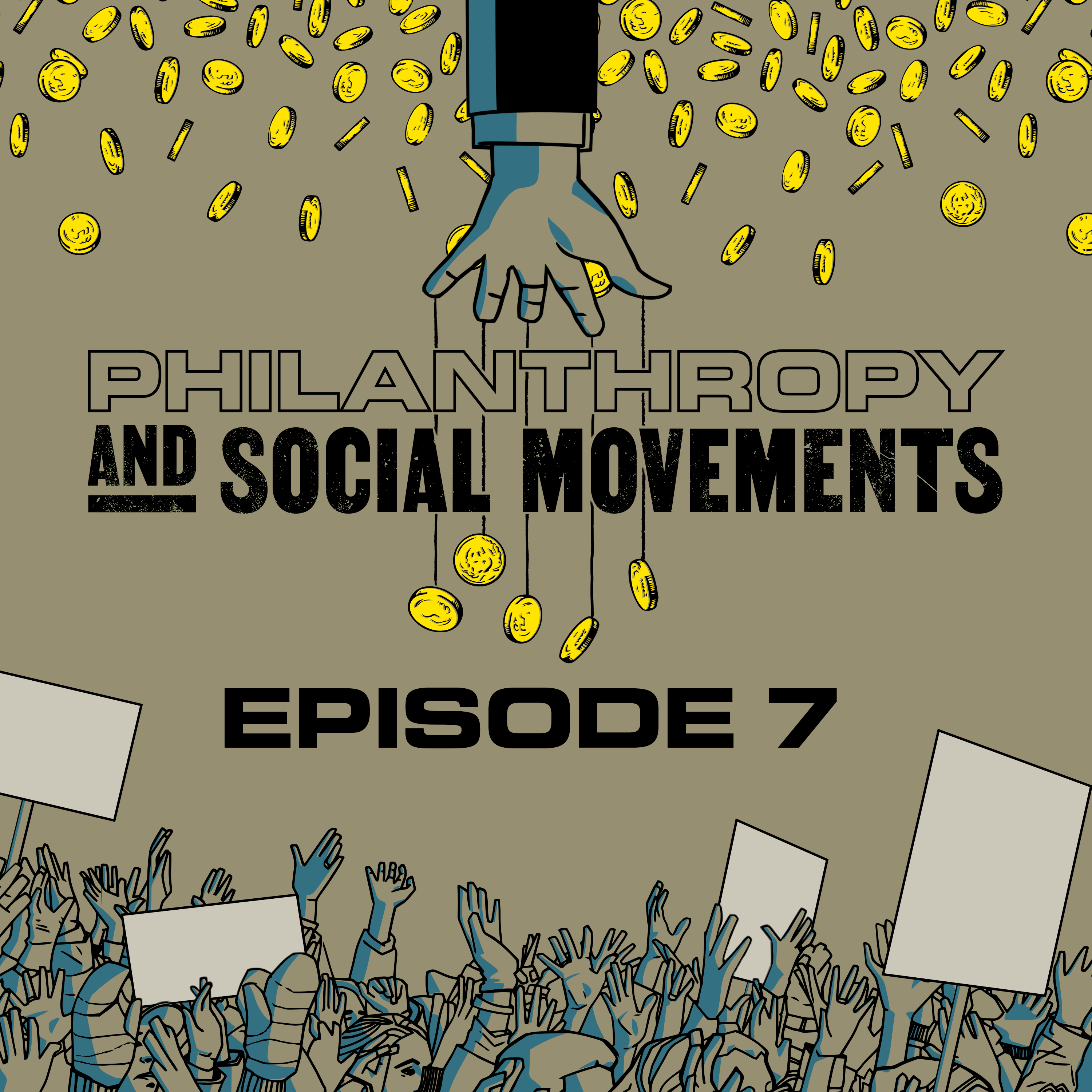 Artwork for podcast Philanthropy and Social Movements