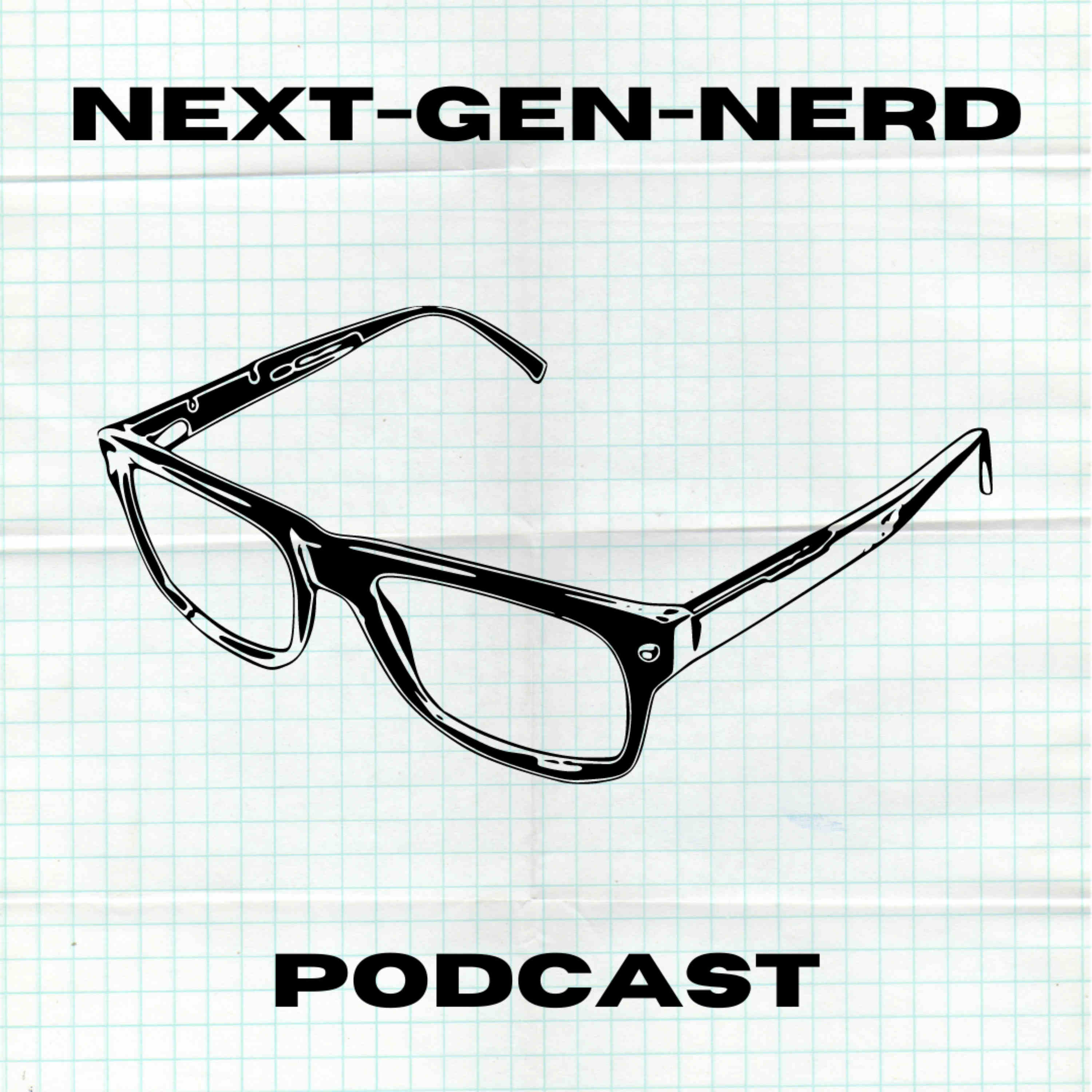 Show artwork for Next Gen Nerd