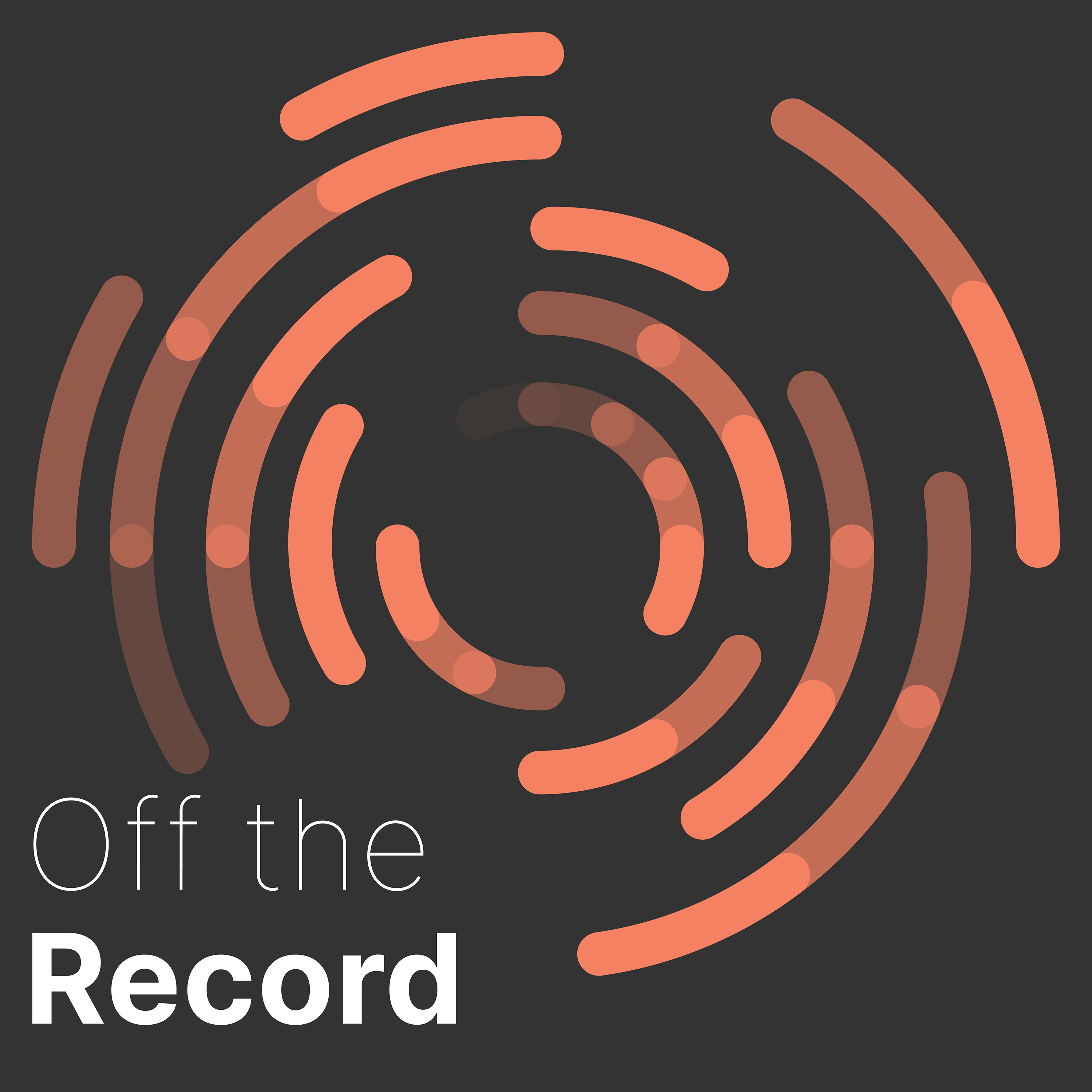 Show artwork for Off the Record