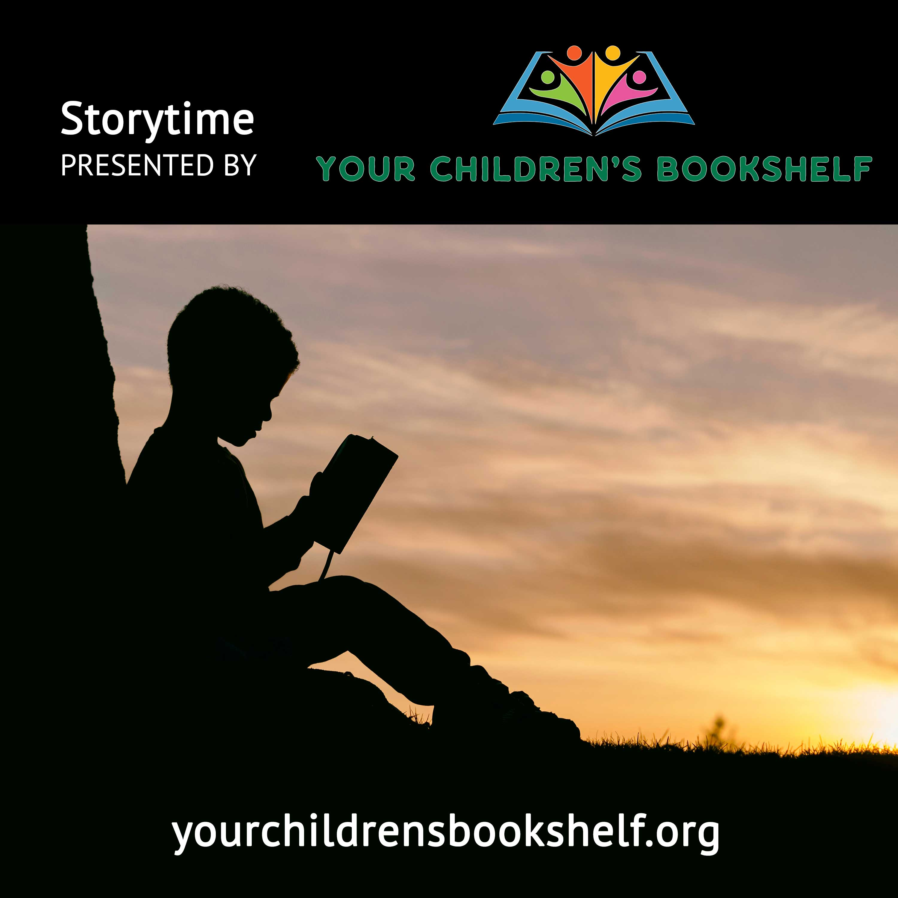 Show artwork for Storytime Presented by Your Children's Bookshelf