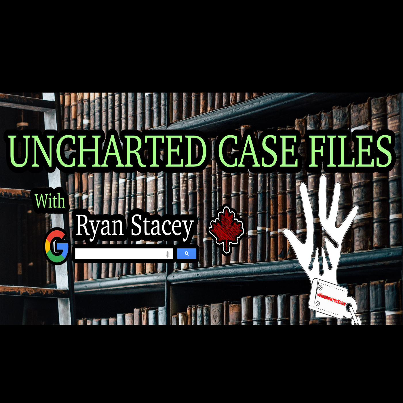 S03E02 Uncharted Case Files - The High Strangeness Paranormal Database Report 2019 and Reporting System