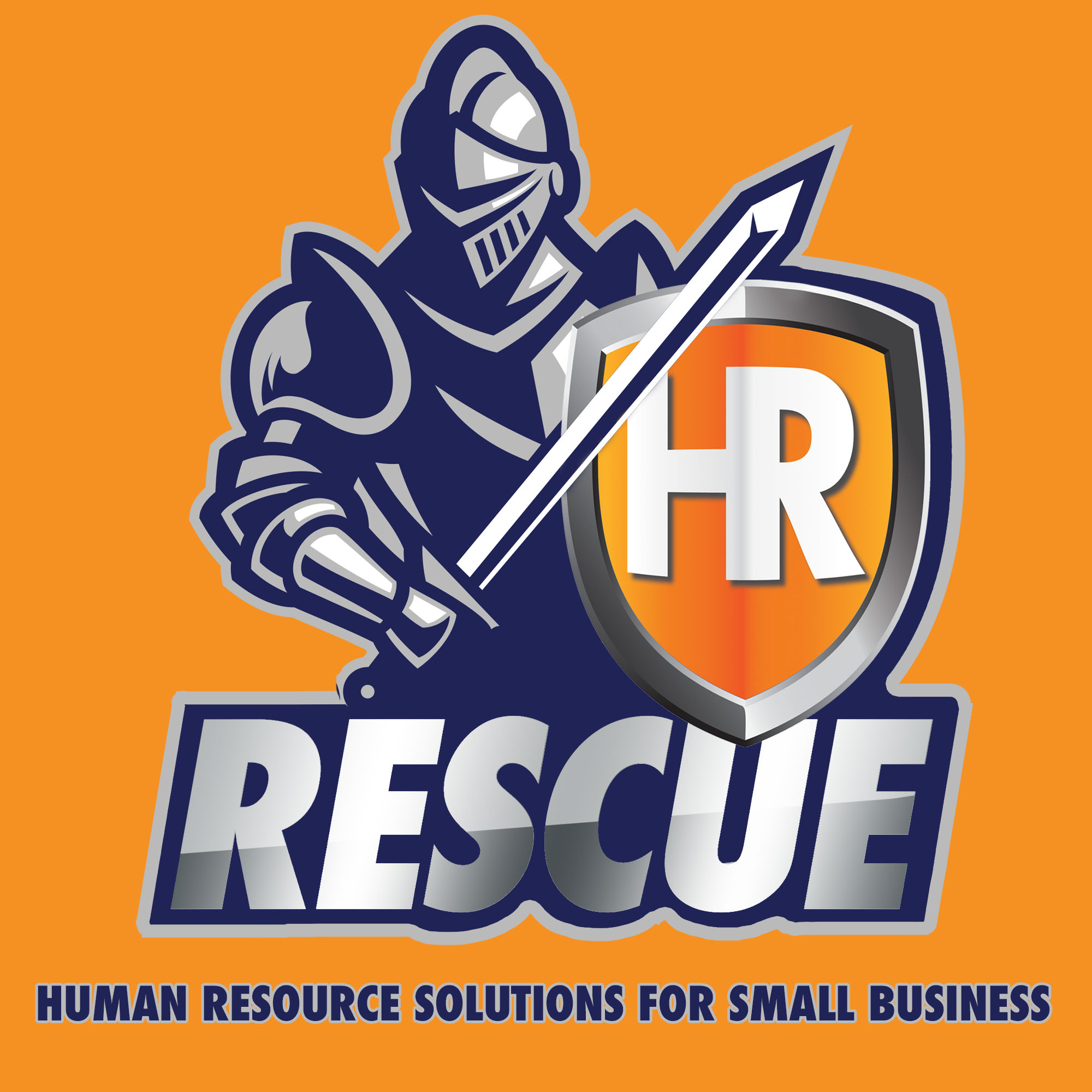 Artwork for podcast HR Rescue: Human Resource Solutions for Small Business