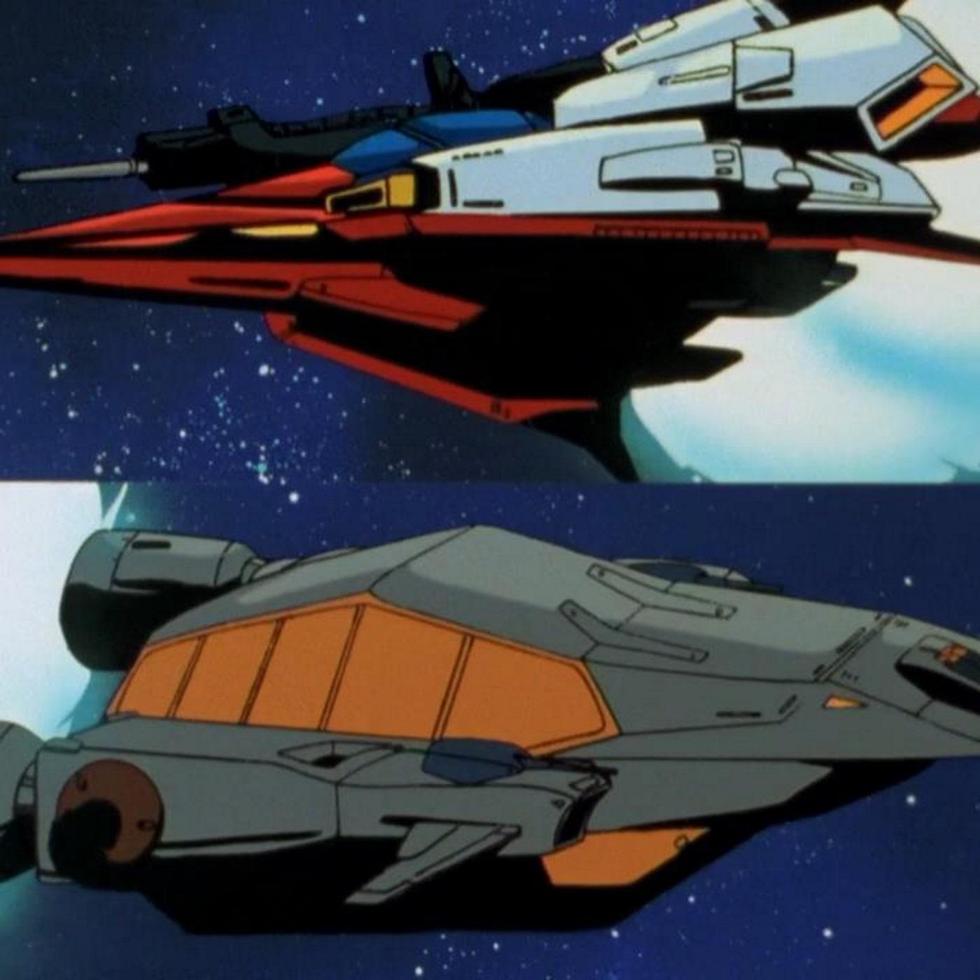 Artwork for podcast Café com Gundam