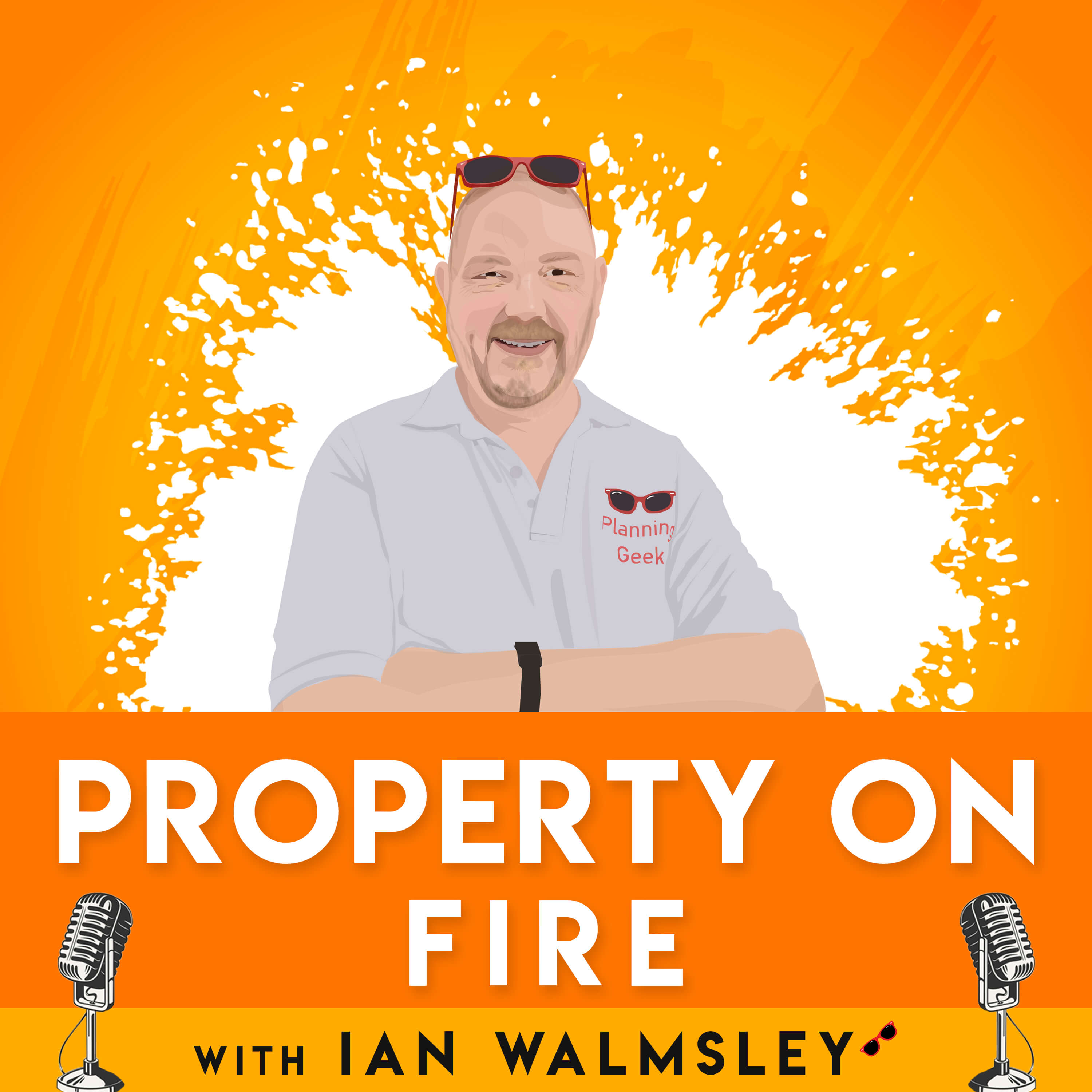 Property on Fire
