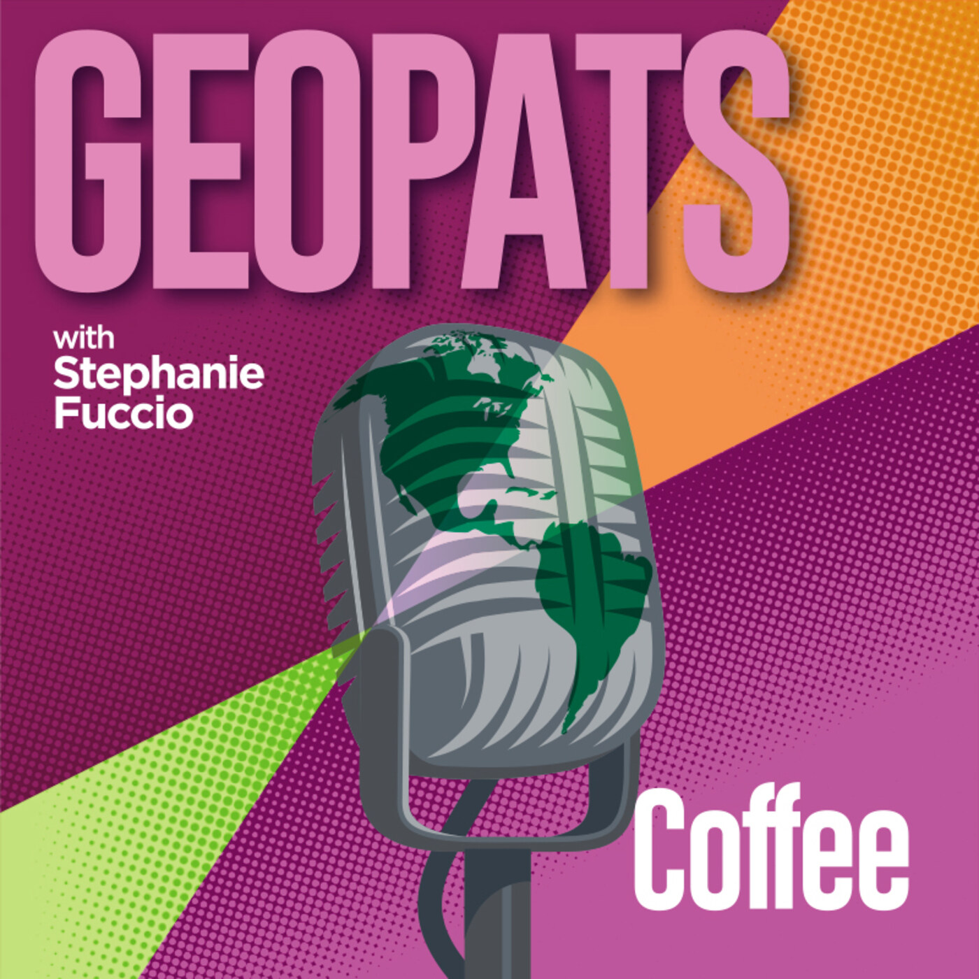 Artwork for podcast Geopats Coffee