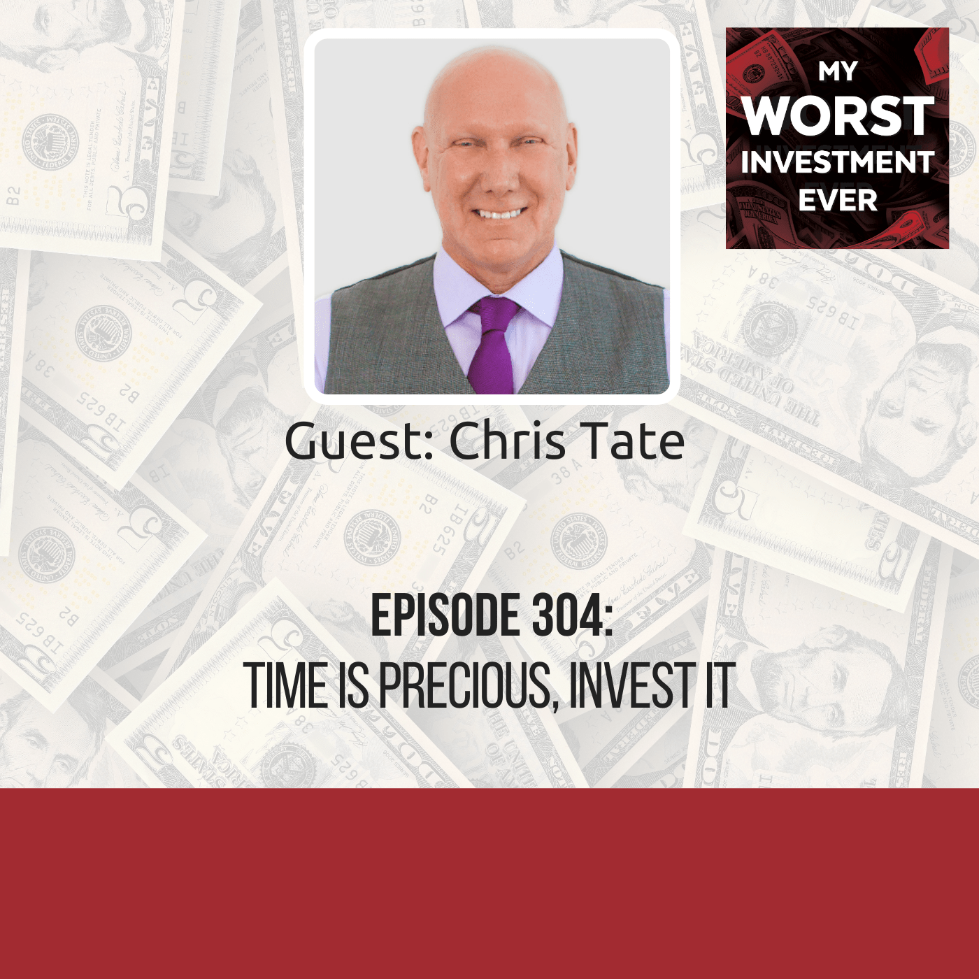 Chris Tate – Time Is Precious, Invest It