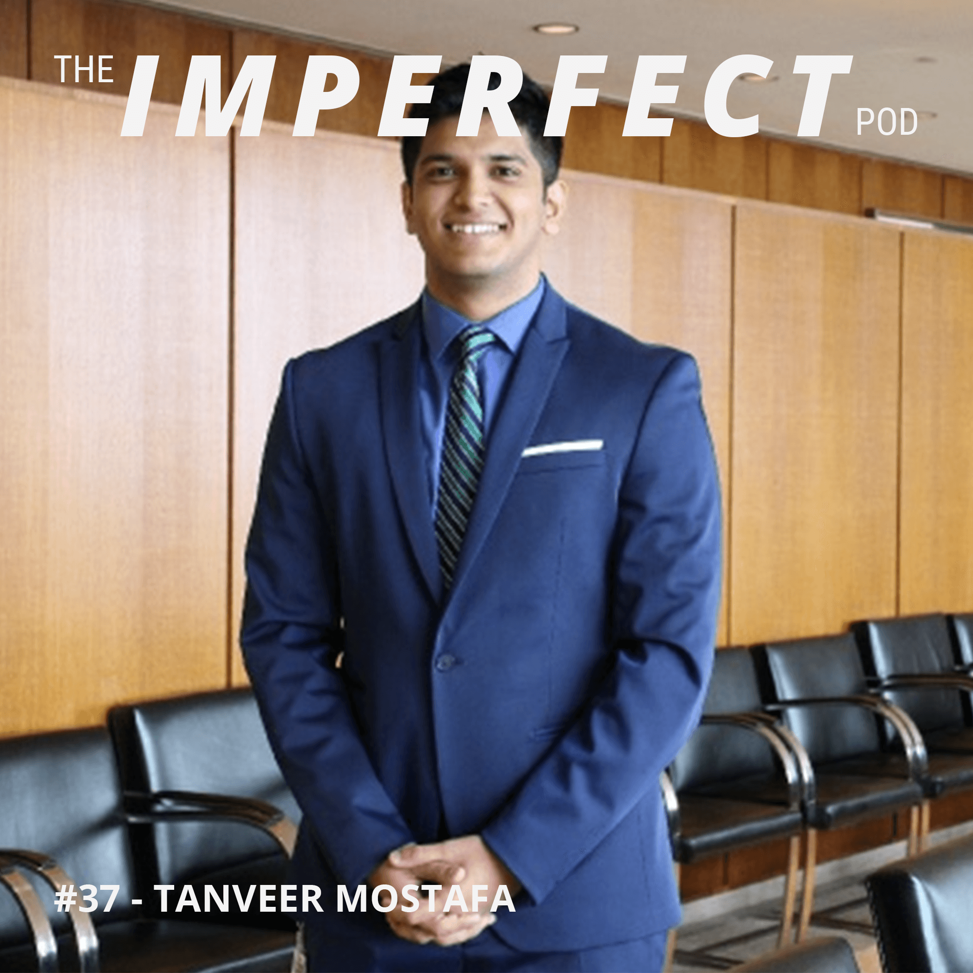 #37   From Bullied to Blessed: How To Create Your Life Through Goal-Setting   Tanveer Mostafa