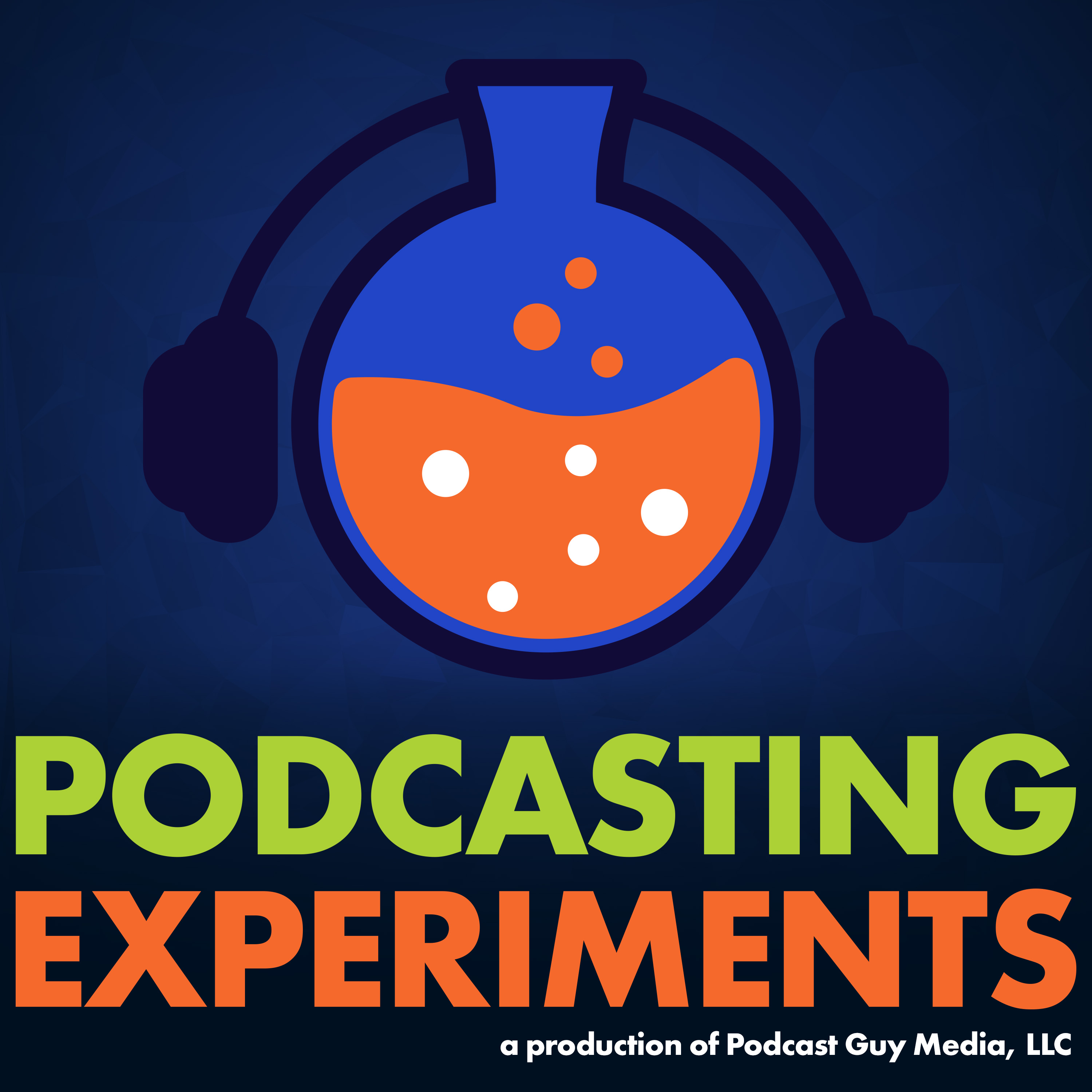 Artwork for podcast Podcasting Experiments