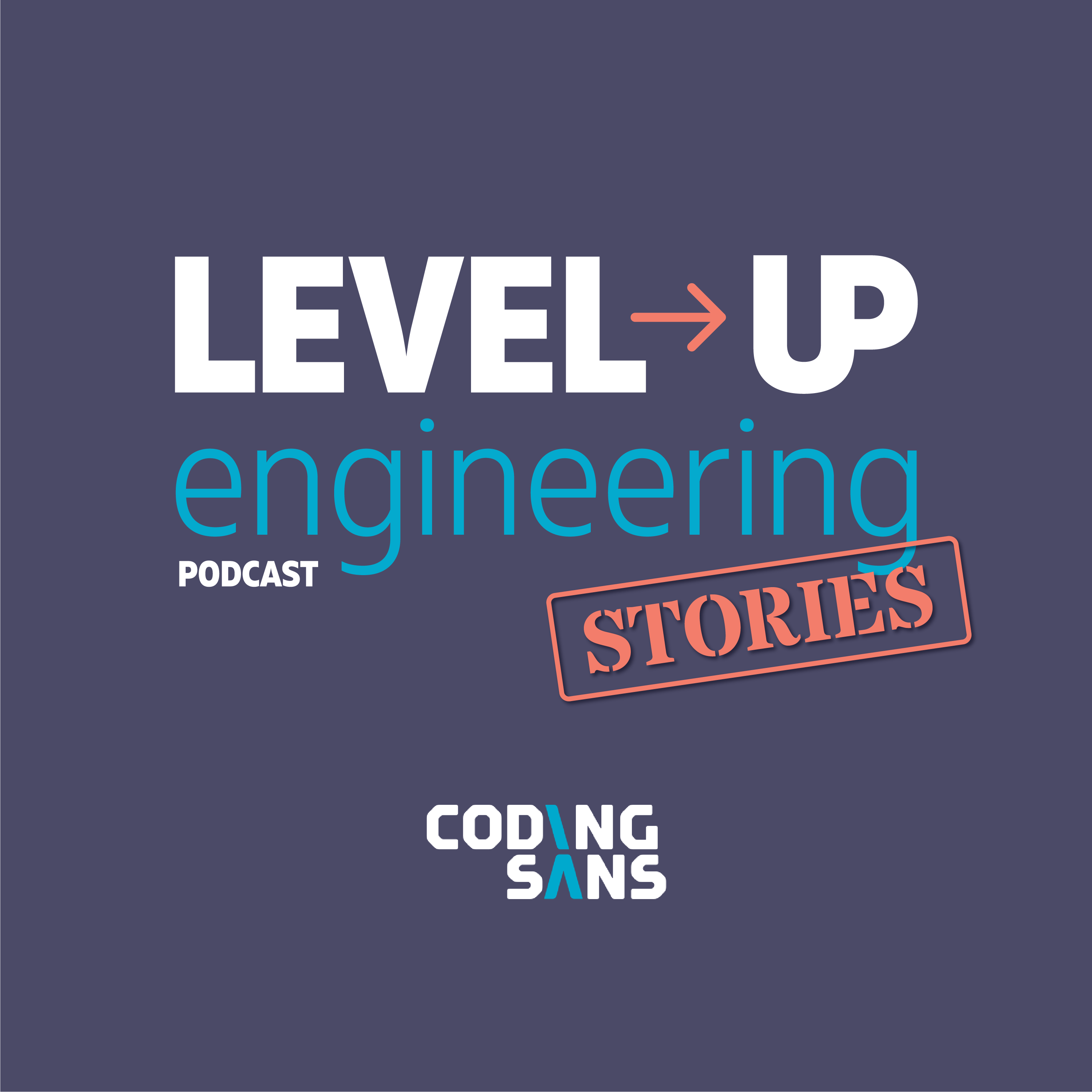 Artwork for podcast Level-up Engineering