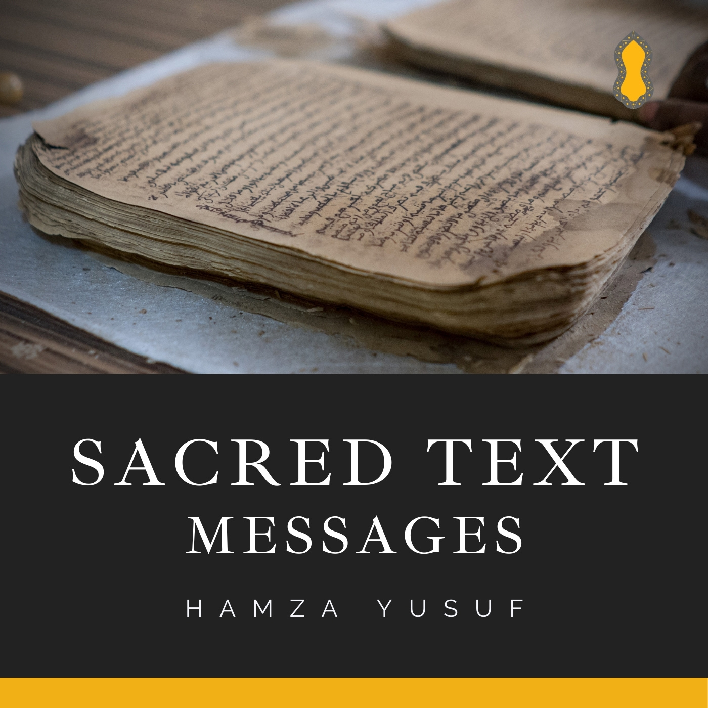 Show artwork for Sacred Text Messages