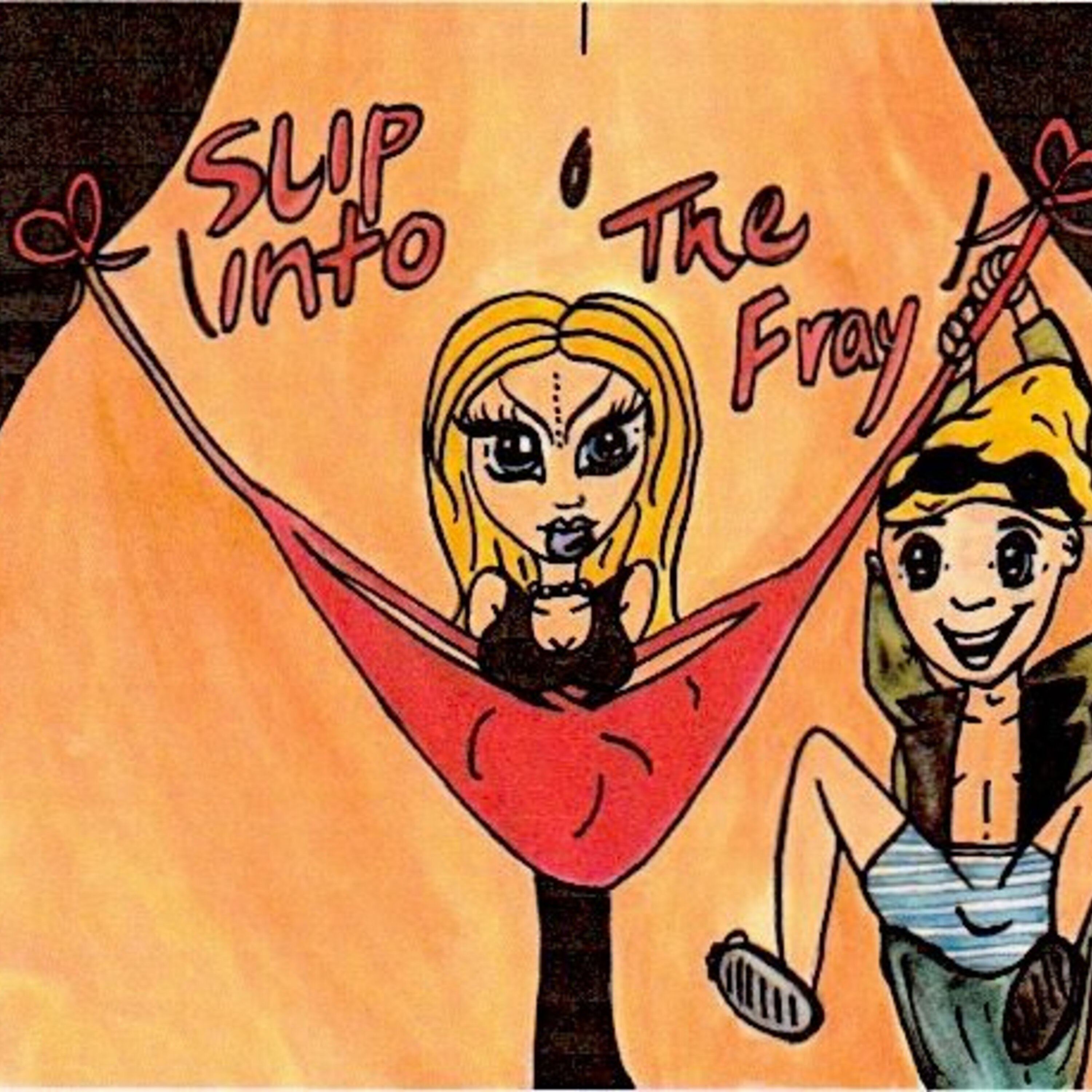 Artwork for podcast Slip Into The Fray with Lyric and Fingers