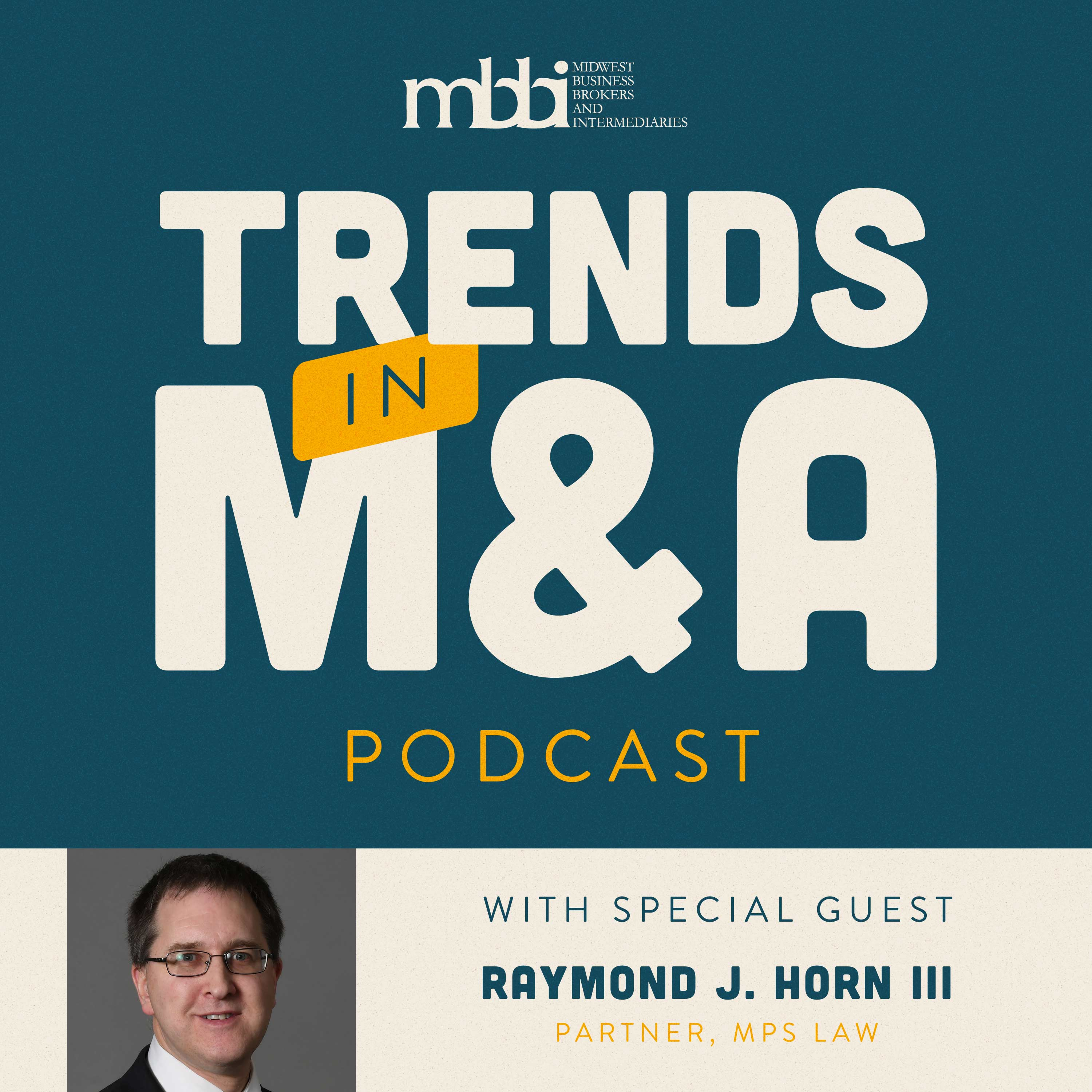 Artwork for podcast MBBI Trends in M&A
