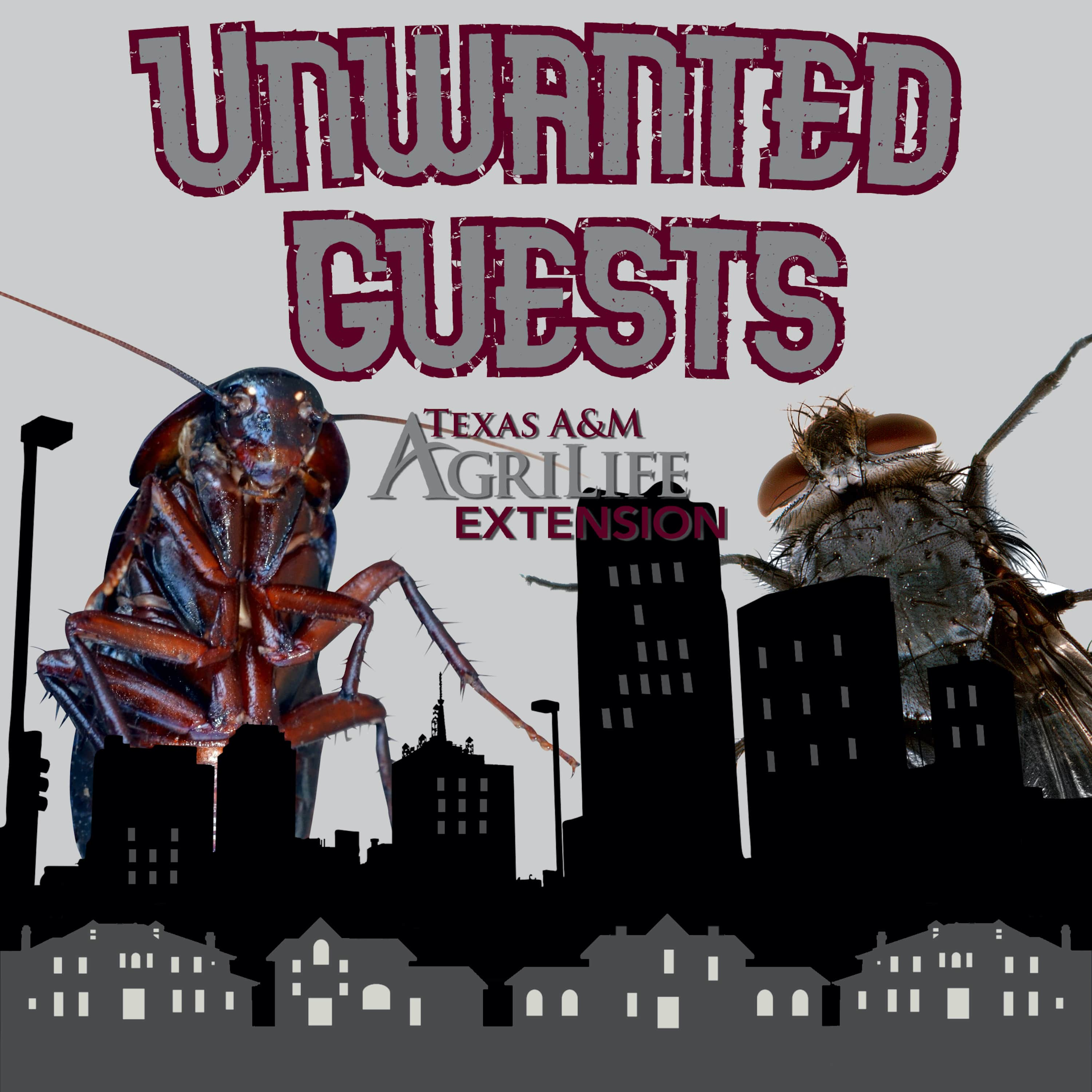 Show artwork for Unwanted Guests