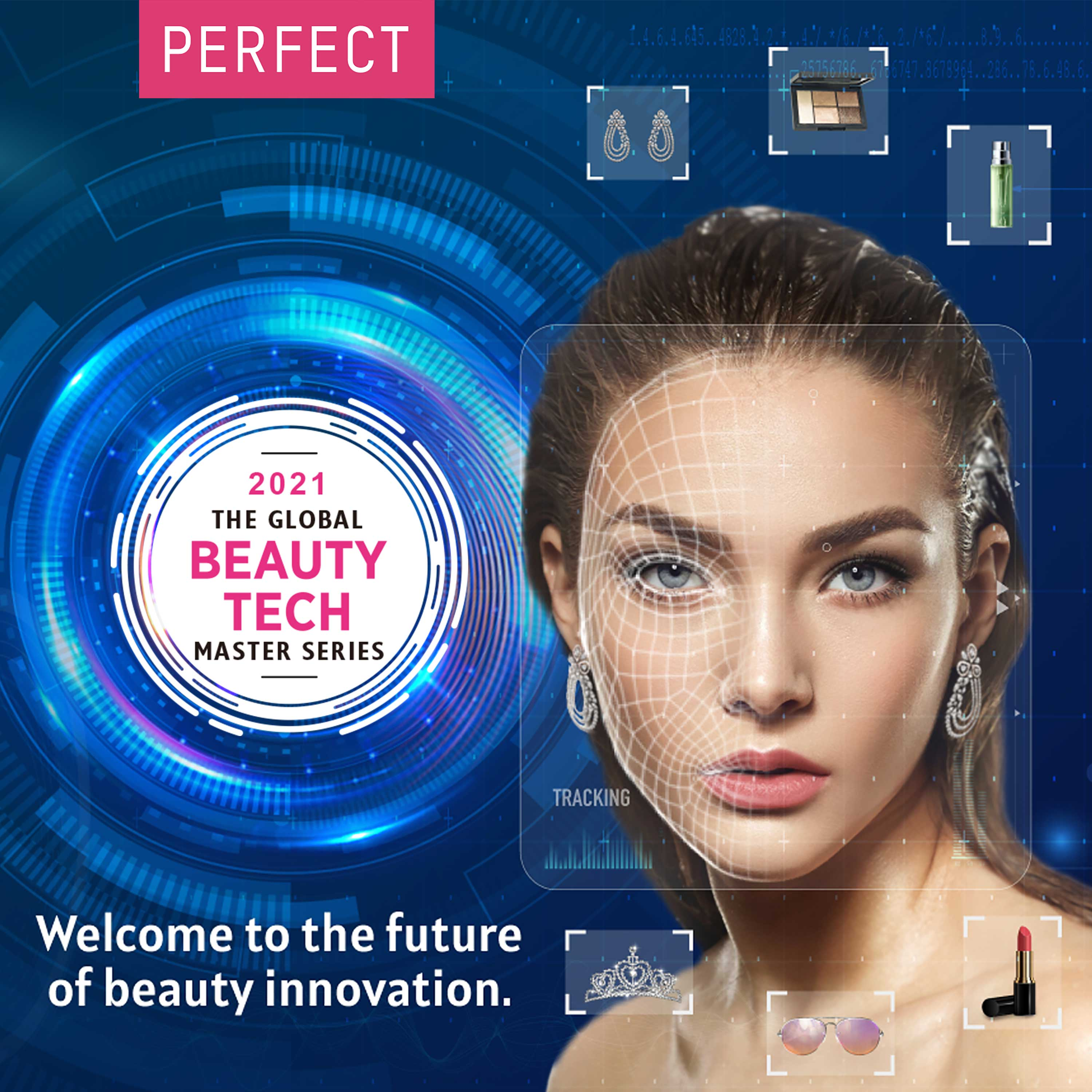 Perfect Corp.'s Global Beauty Tech Master Series