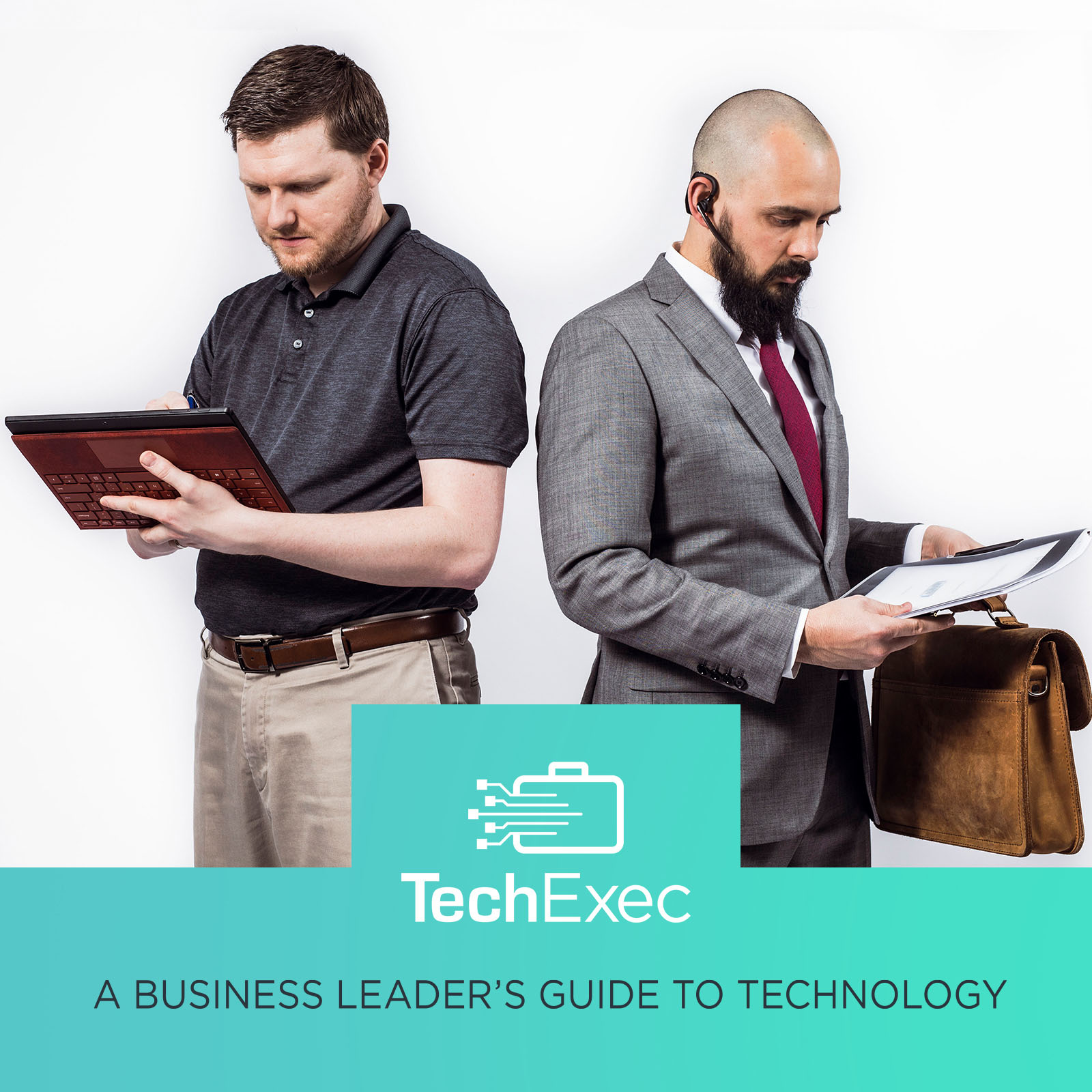Show artwork for TechExec: A Business Leader's Guide to Technology