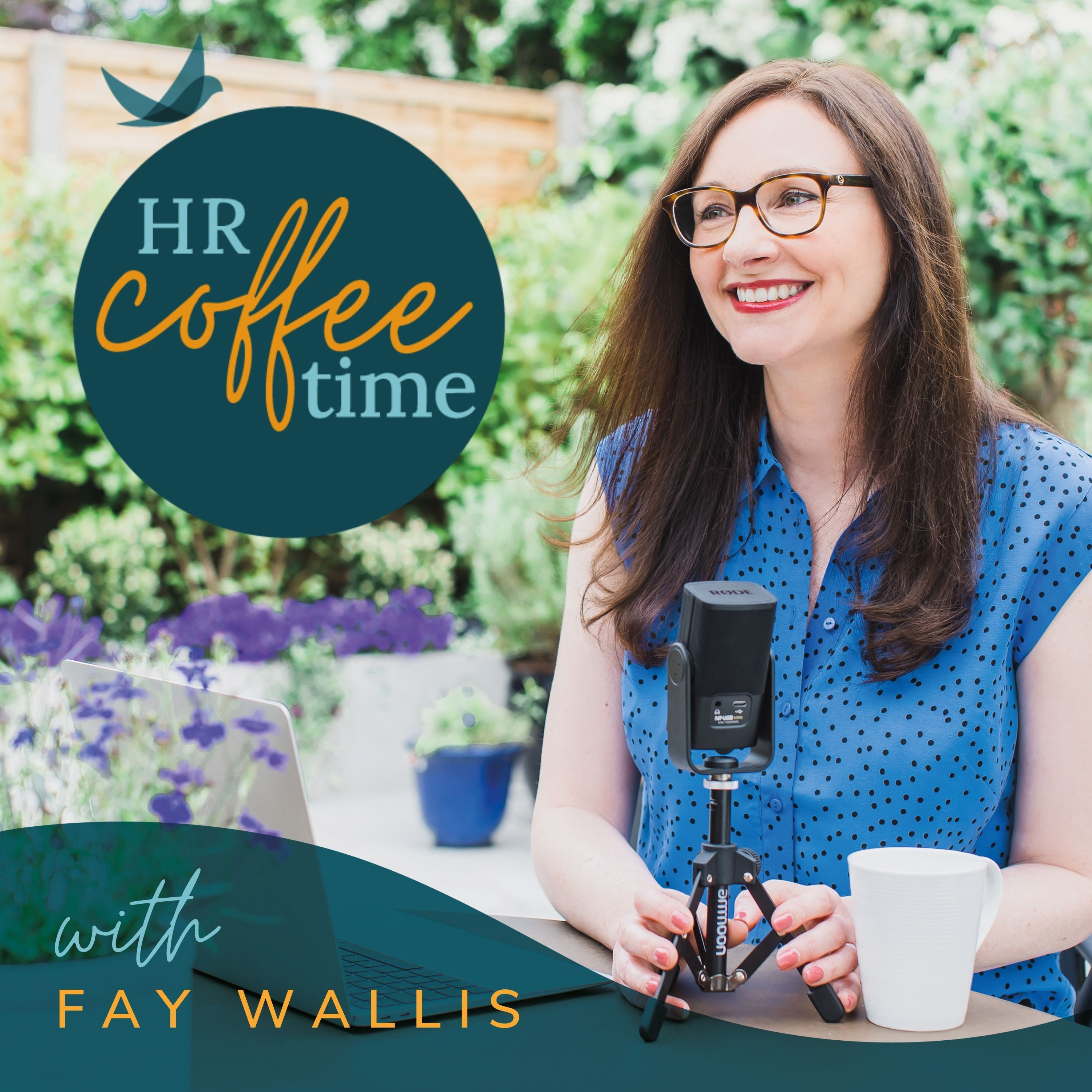 Artwork for podcast HR Coffee Time