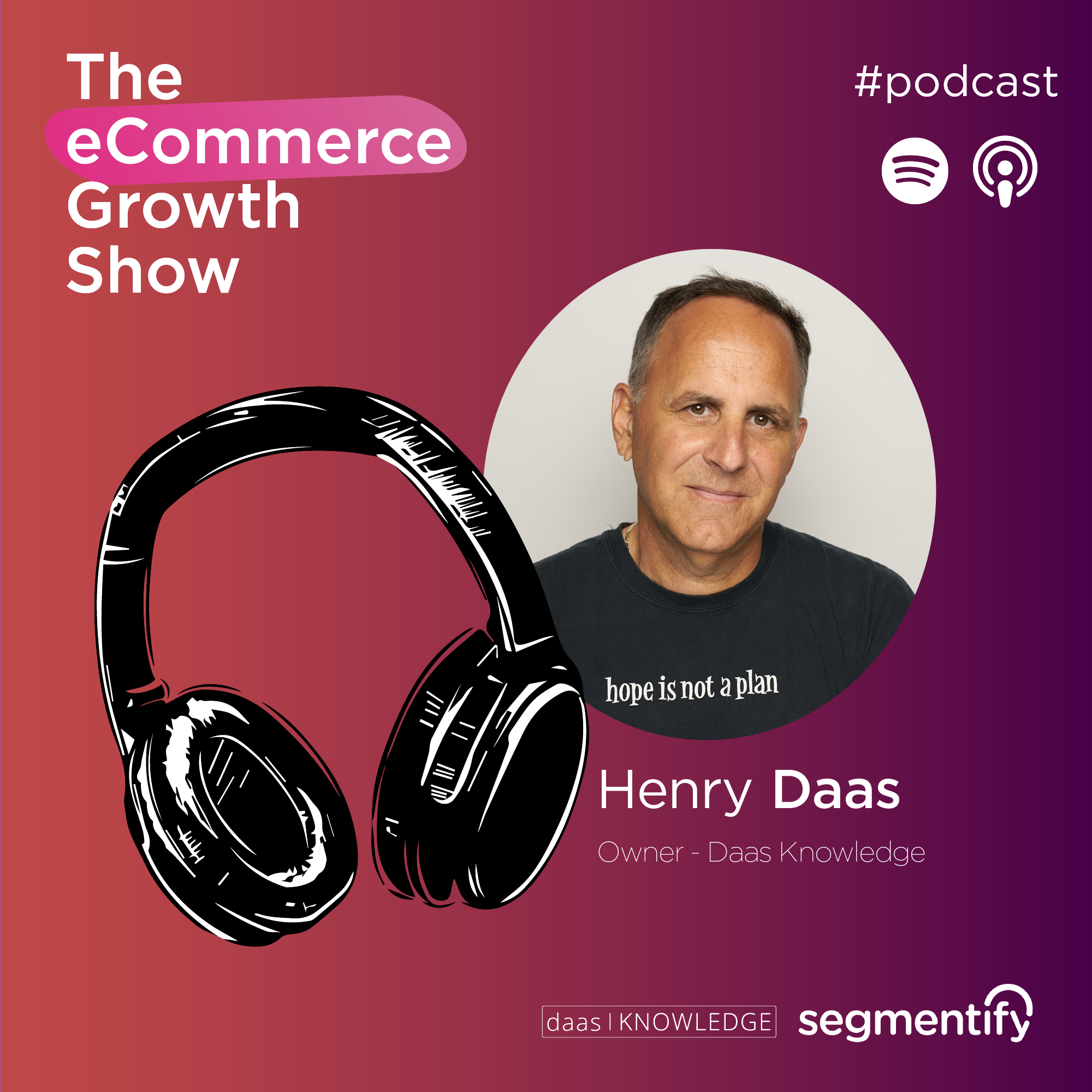 Artwork for podcast The eCommerce Growth Show
