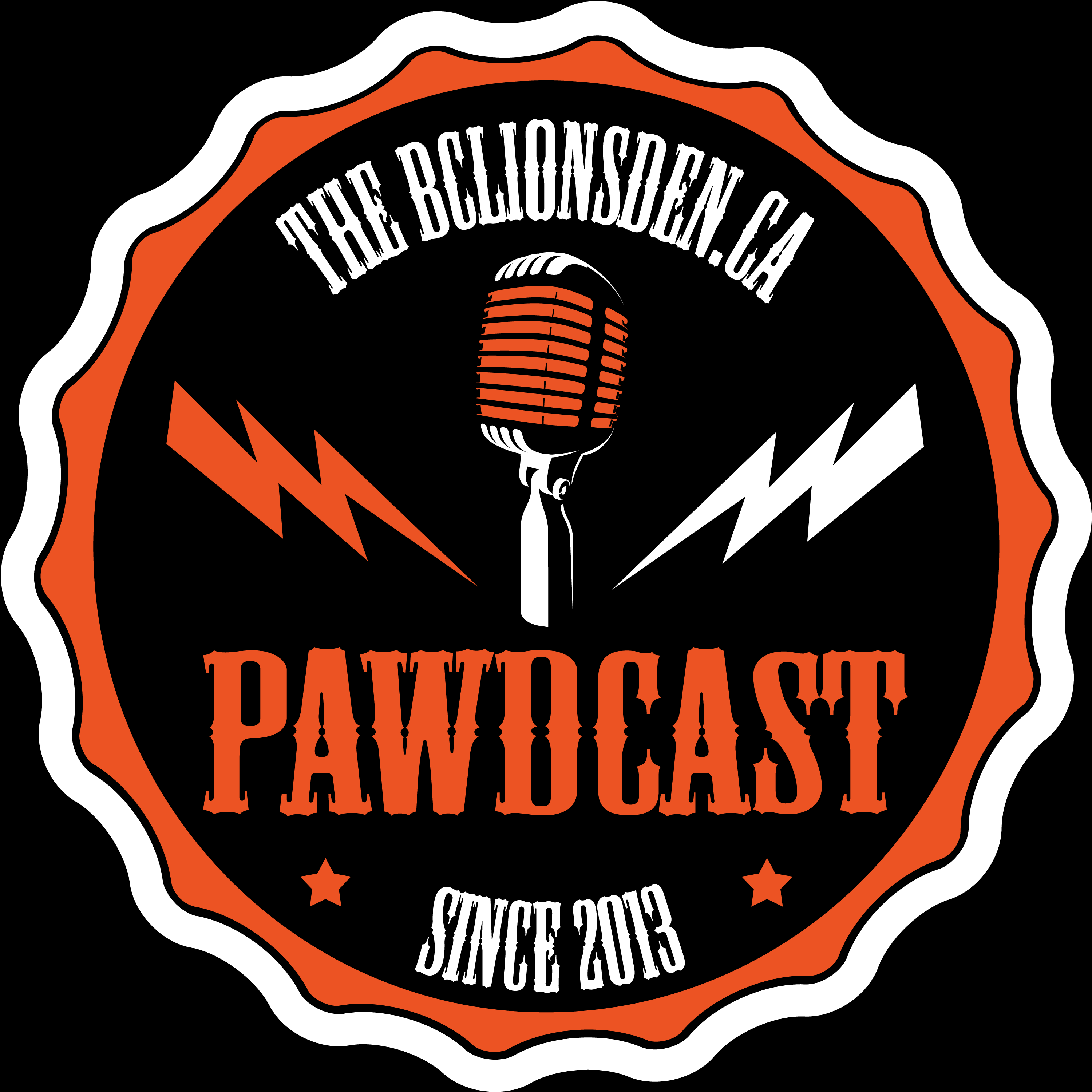 Artwork for podcast The BCLionsDen Pawdcast