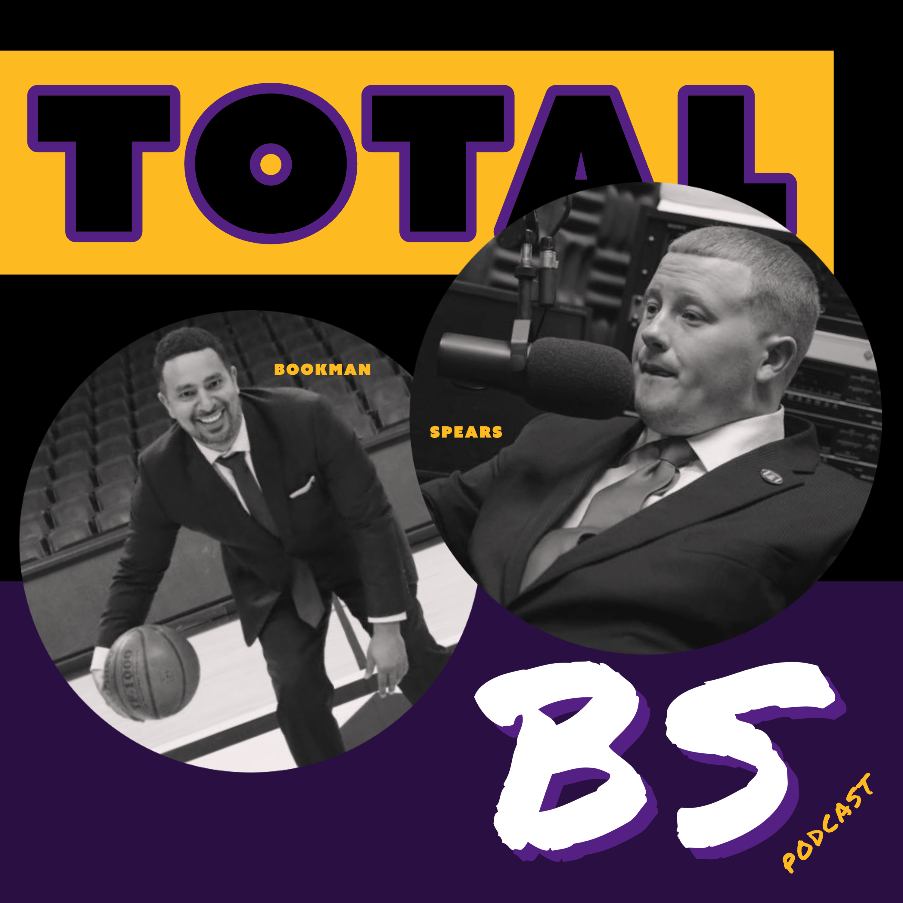 Show artwork for TOTAL BS PODCAST