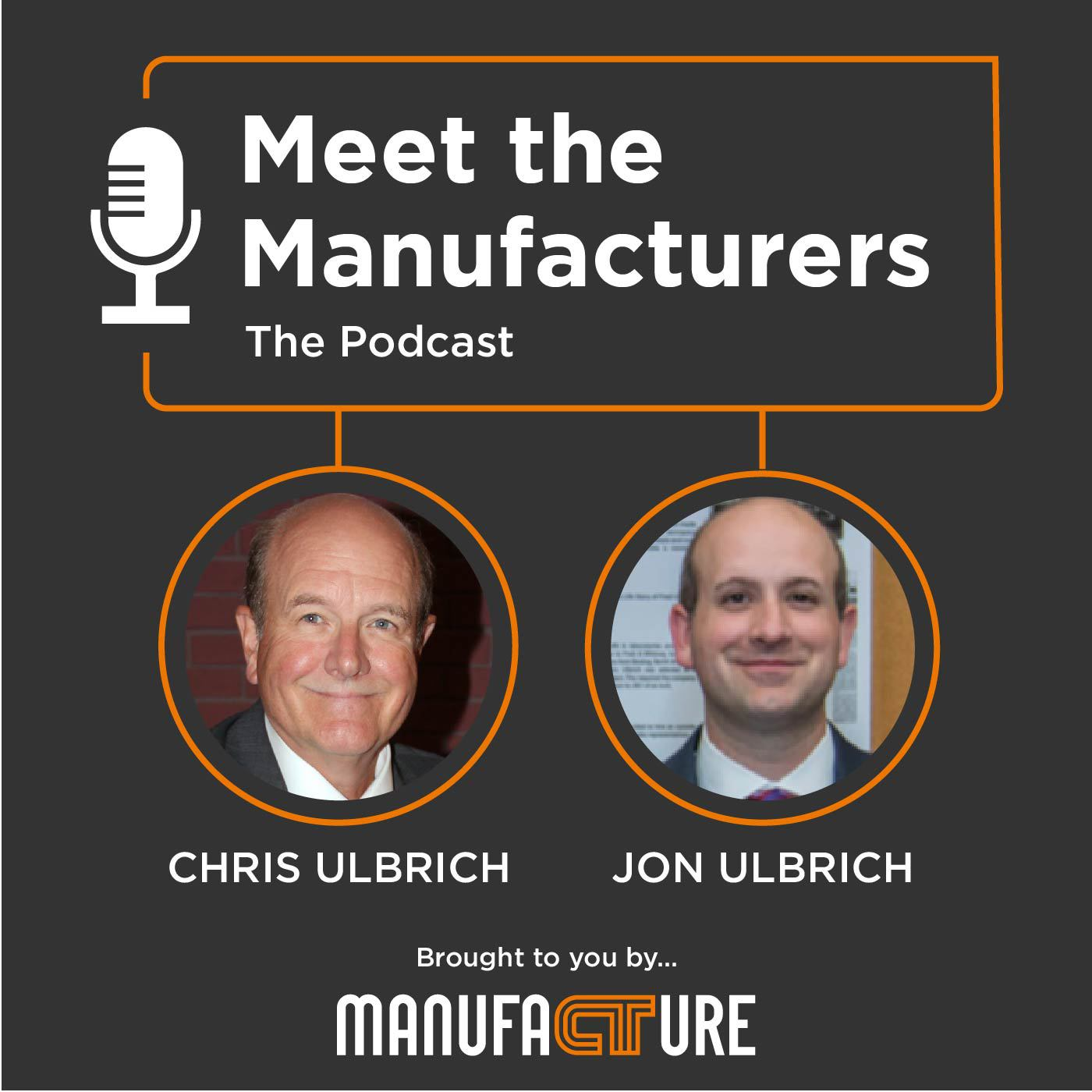 Artwork for podcast ManufactureCT - Meet the Manufacturers