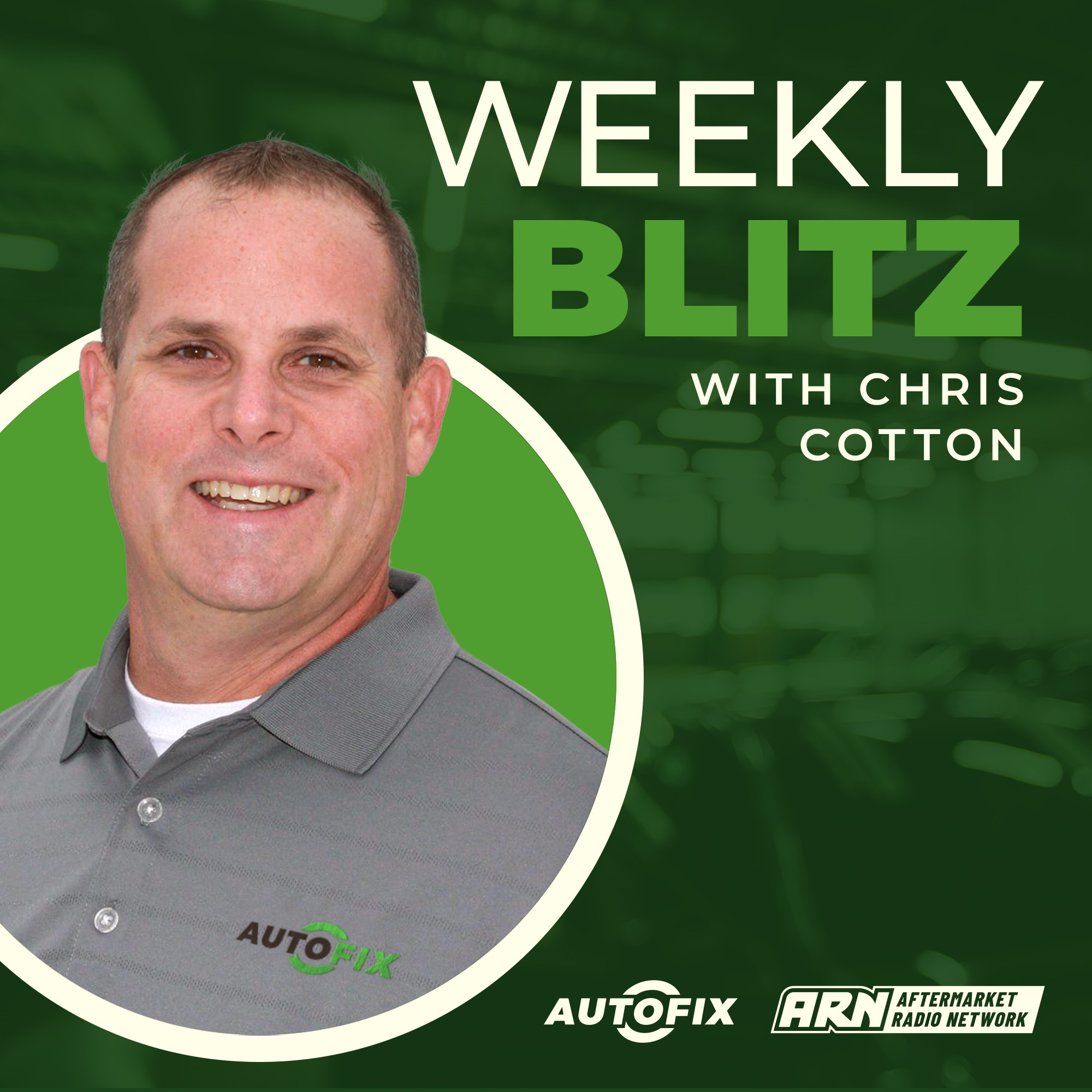 Artwork for podcast Chris Cotton Weekly Blitz