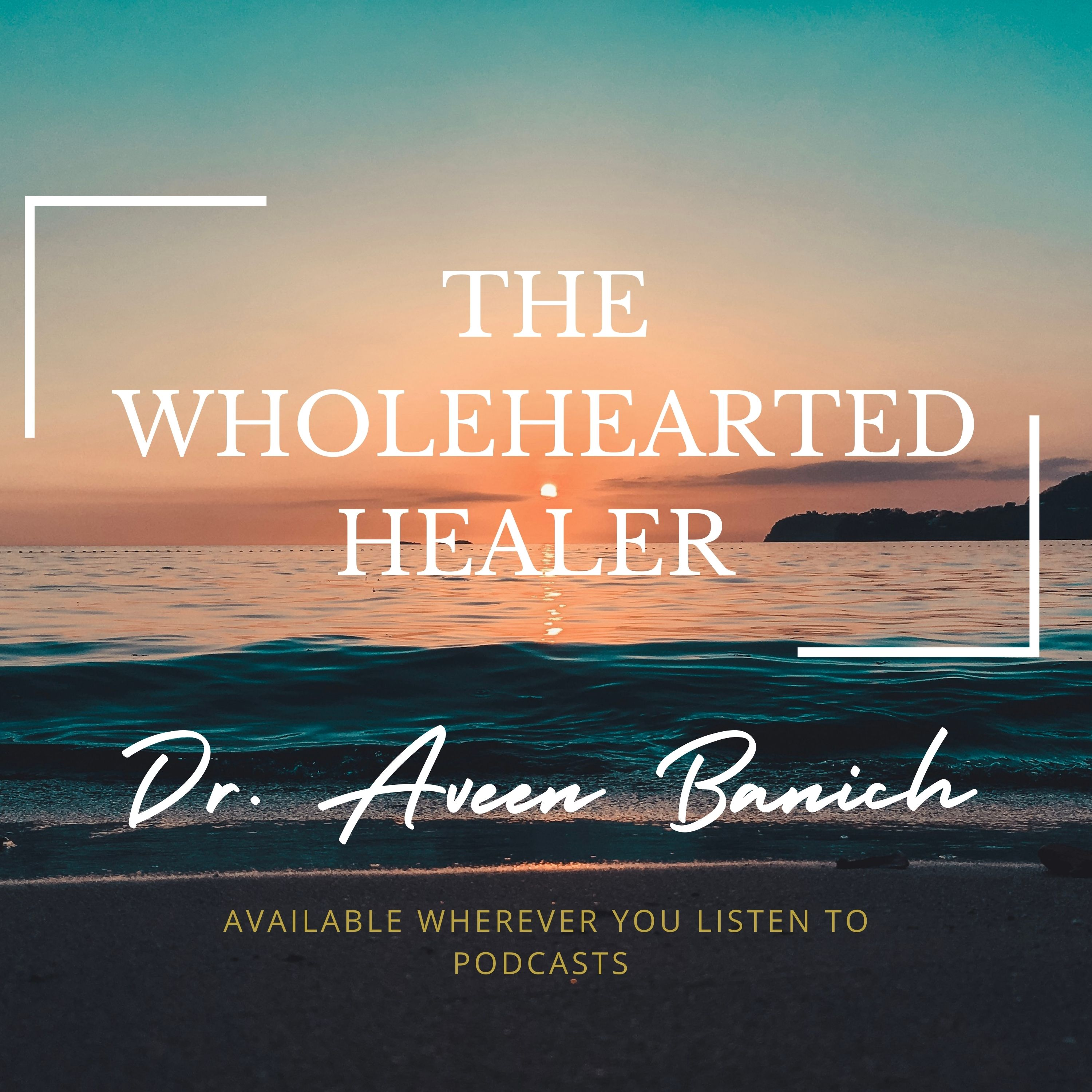 Artwork for podcast The WholeHearted Healer