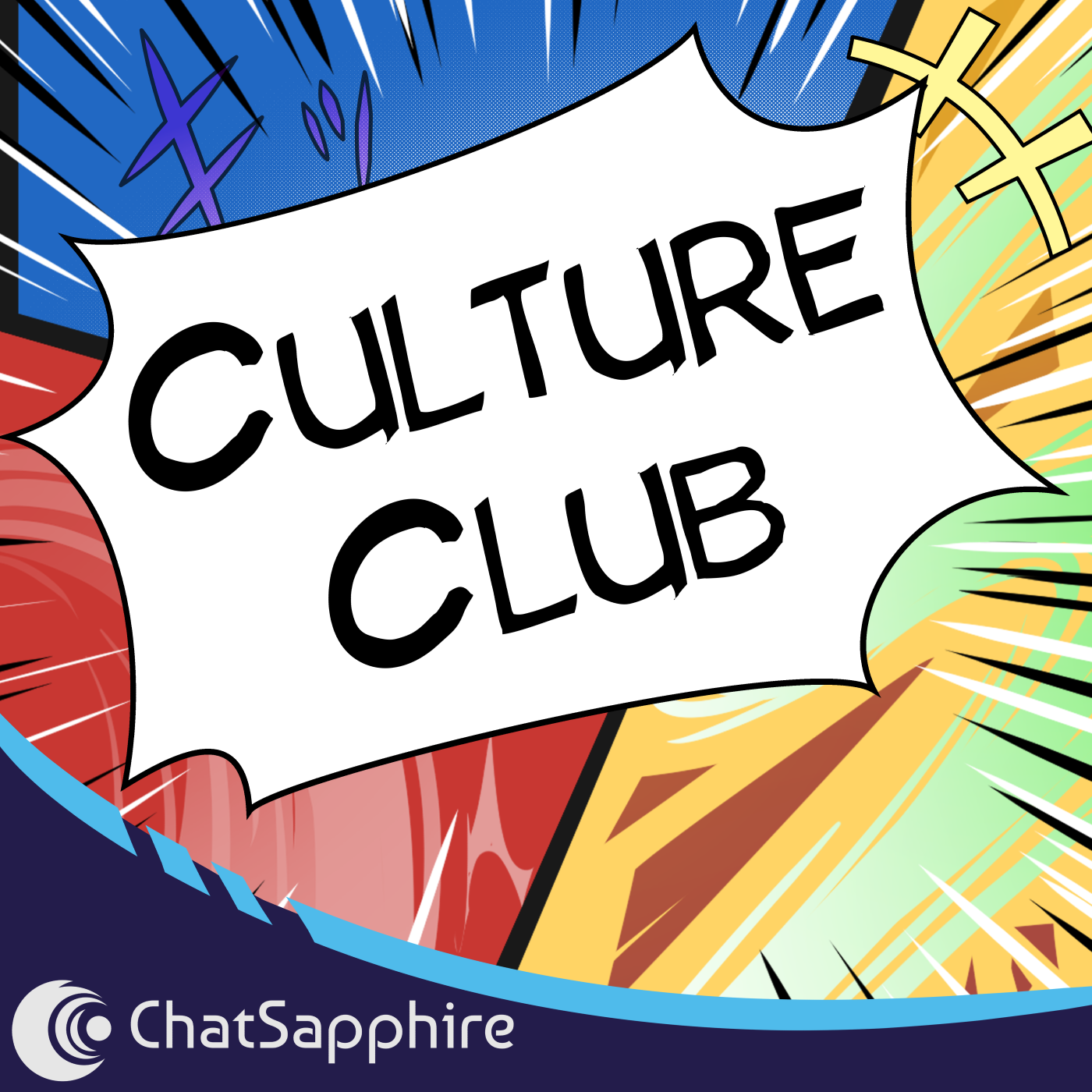 Show artwork for Culture Club by ChatSapphire