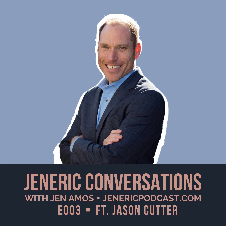 Artwork for podcast Jeneric Conversations