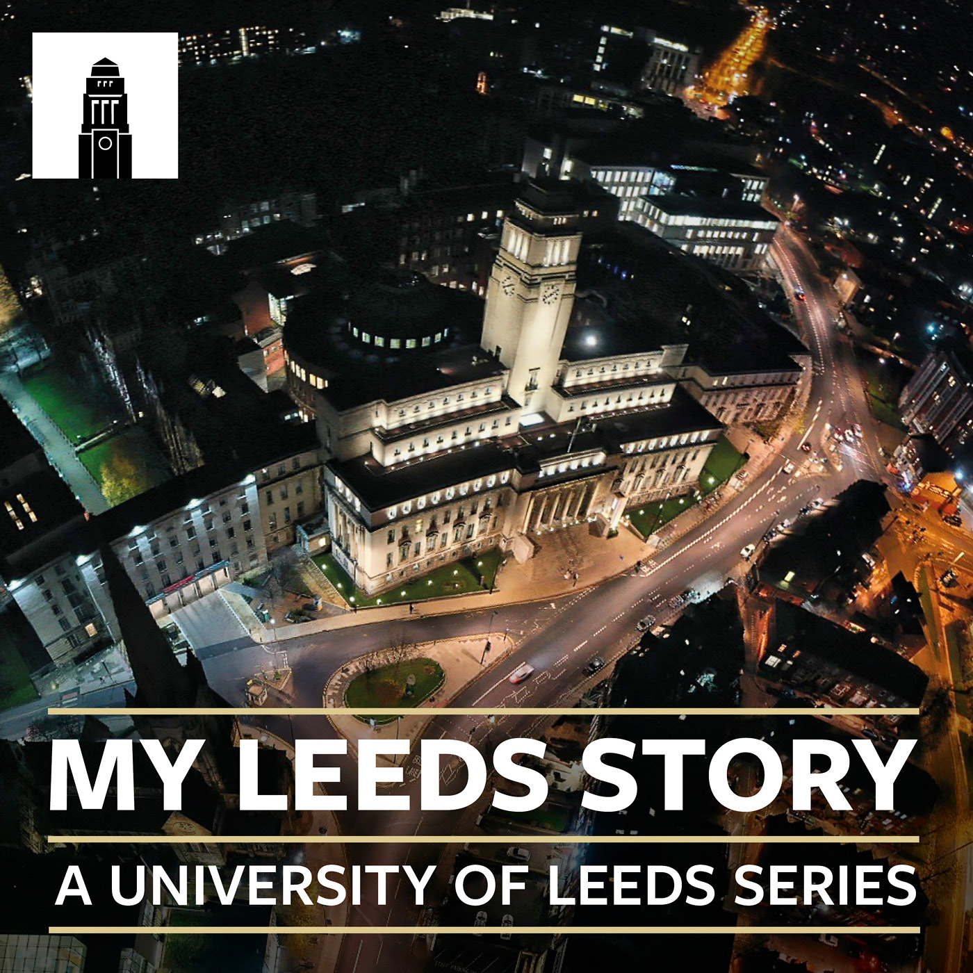 Show artwork for My Leeds Story