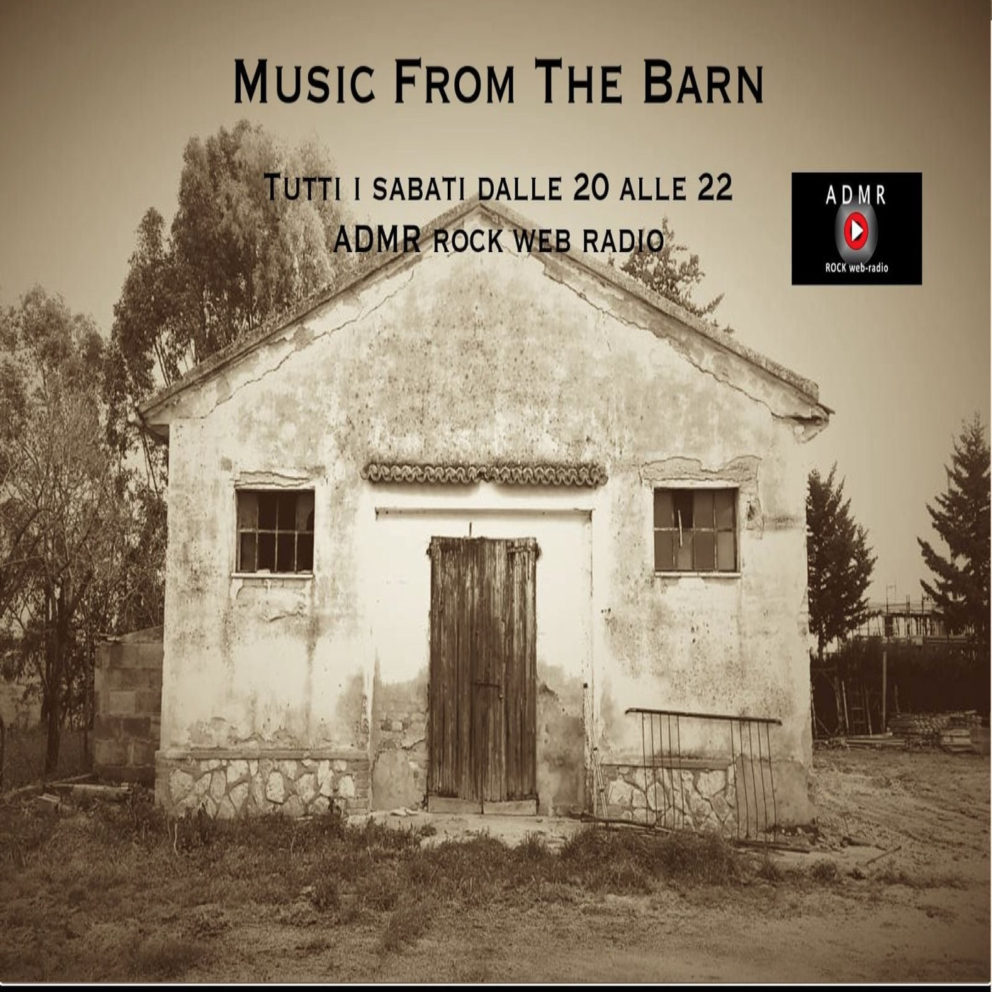 Artwork for podcast Music from the Barn