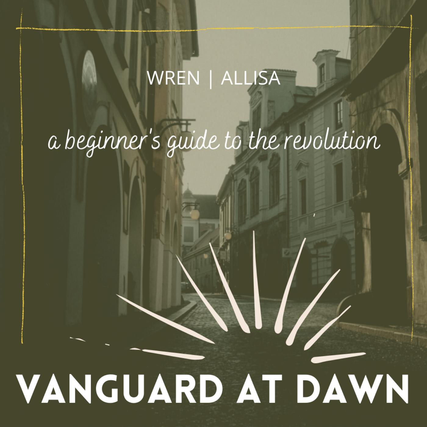 Show artwork for Vanguard At Dawn