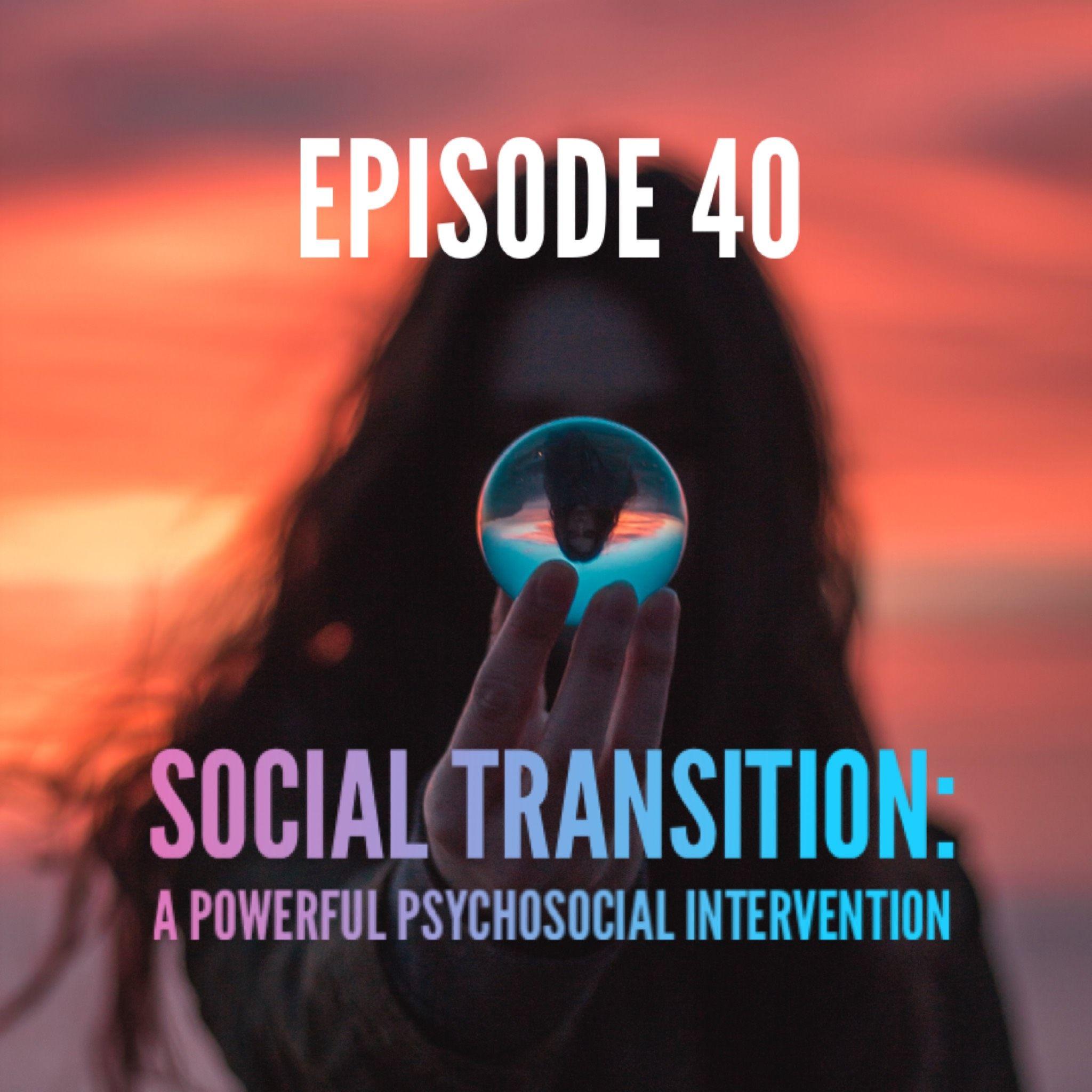 Artwork for podcast Gender: A Wider Lens Podcast